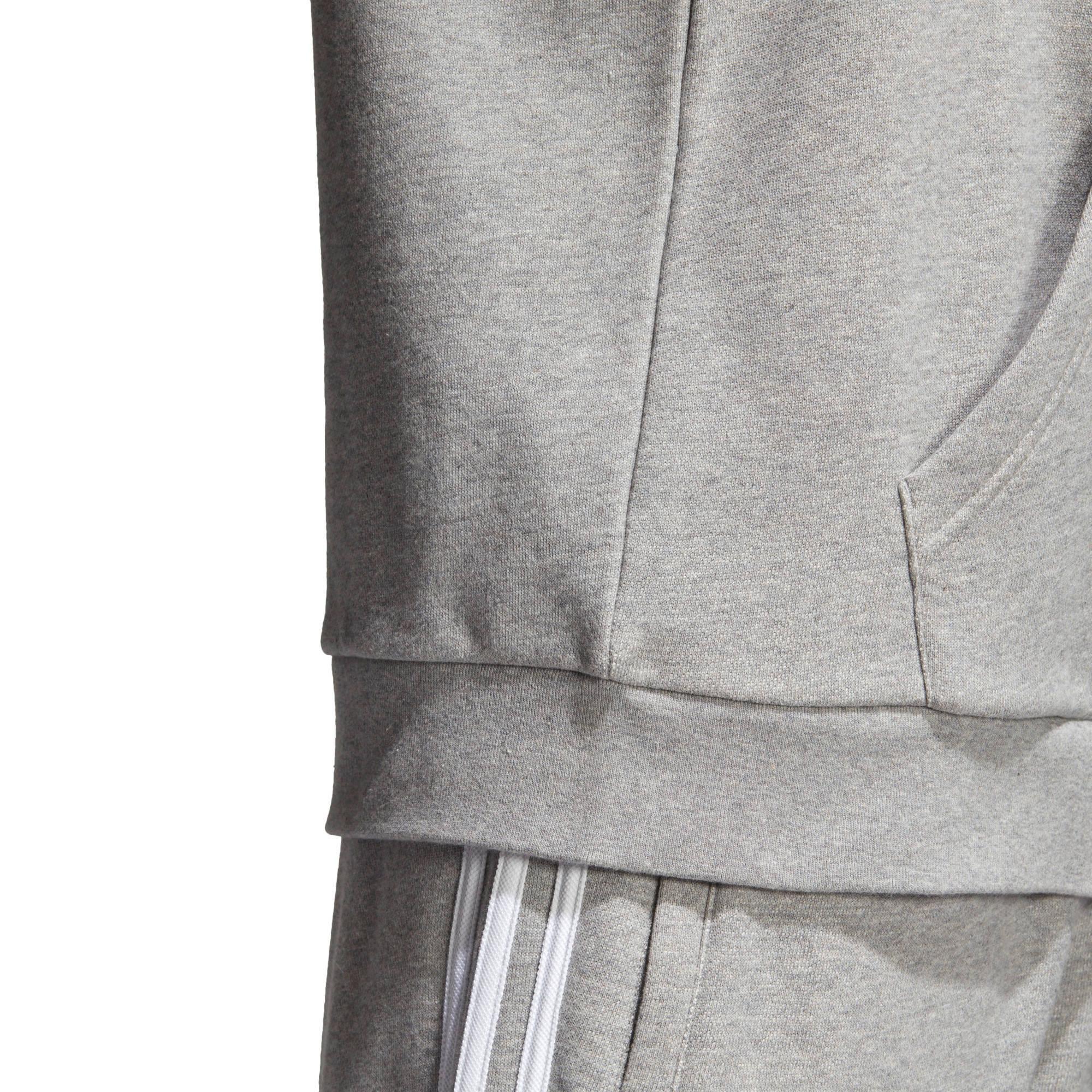 adidas Originals Adicolor Hoodie Lichtgrijs in het Grijs voor heren
