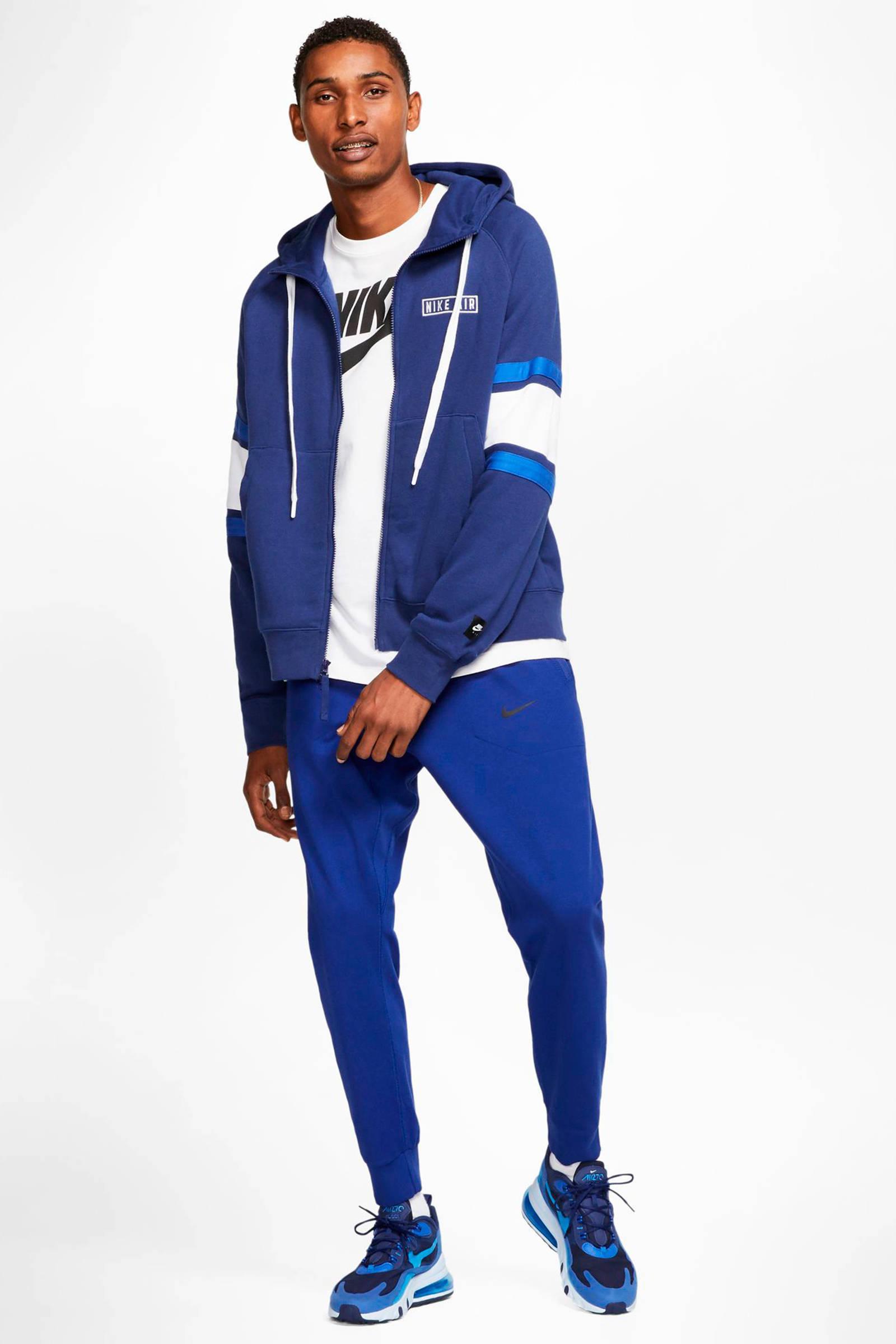 Nike Air Vest Donkerblauw in het Blauw voor heren