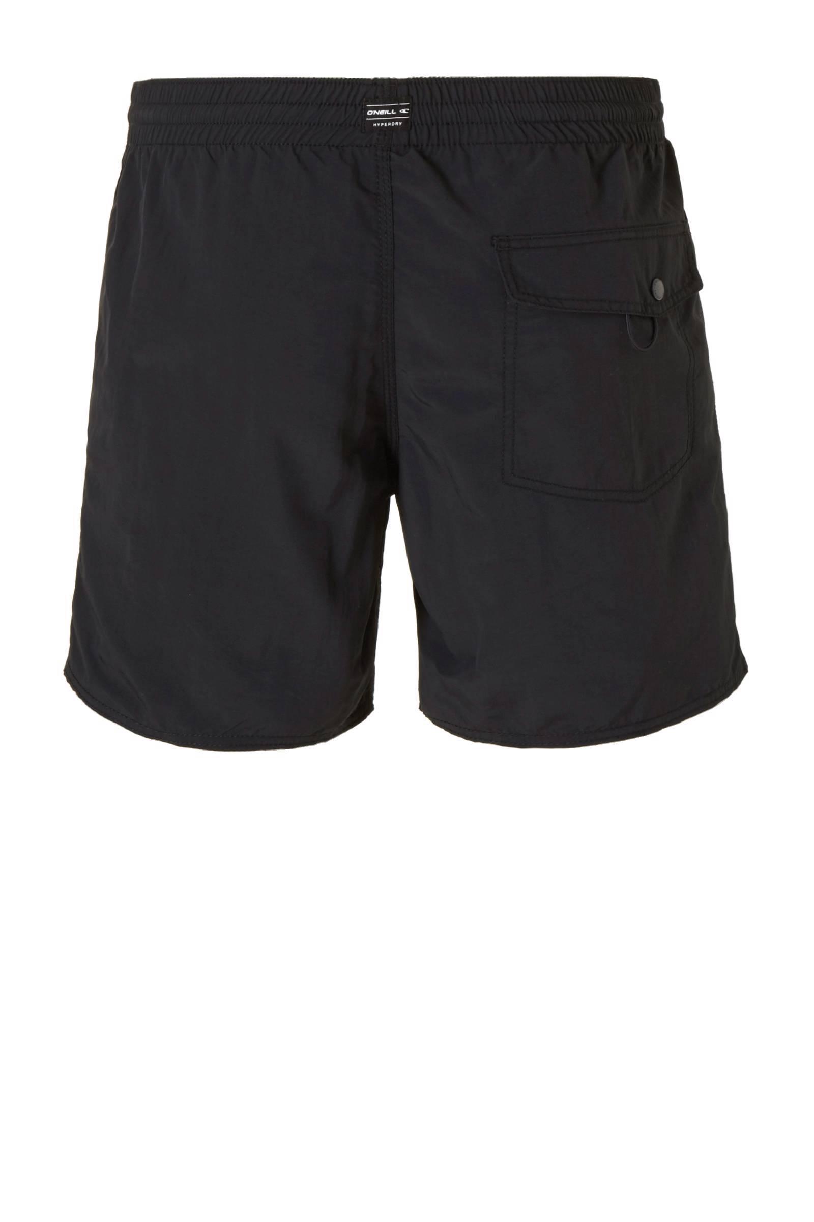 O'neill Sportswear Zwemshort in het Zwart voor heren