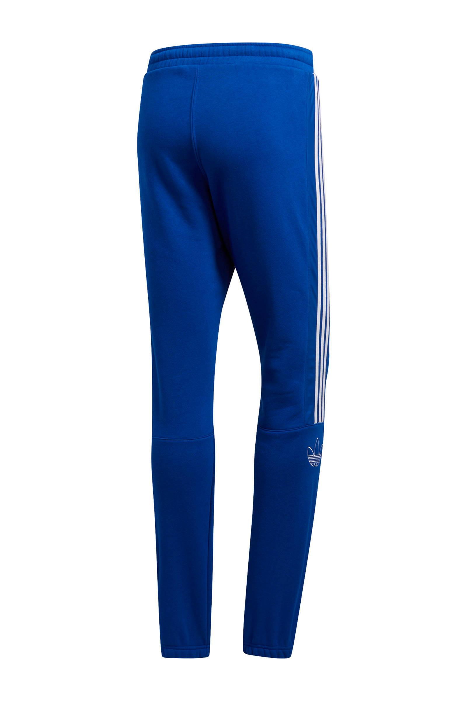 adidas Originals joggingbroek Blauw in het Blauw voor heren