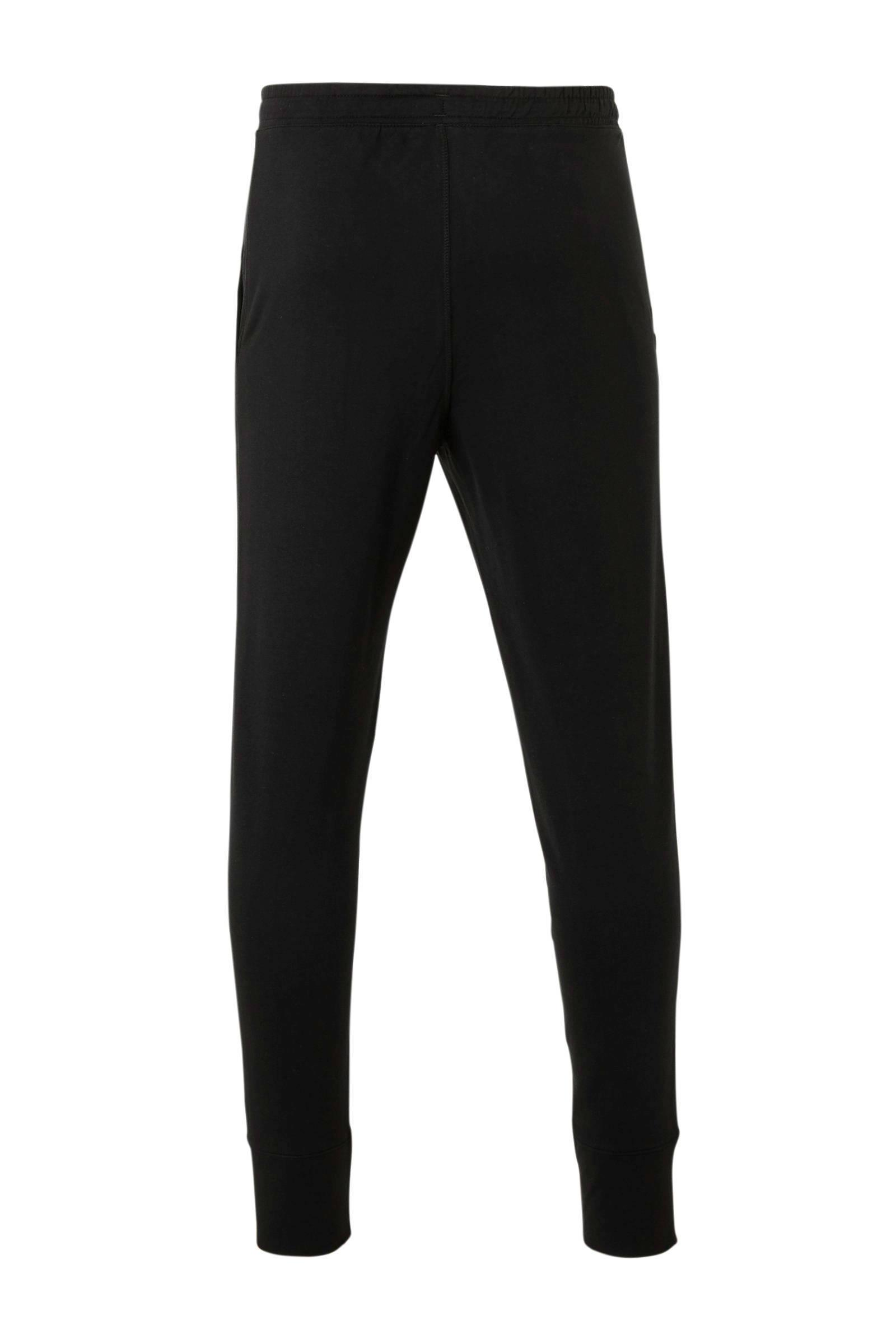 Reebok Training Regular Fit joggingbroek Zwart in het Zwart voor heren