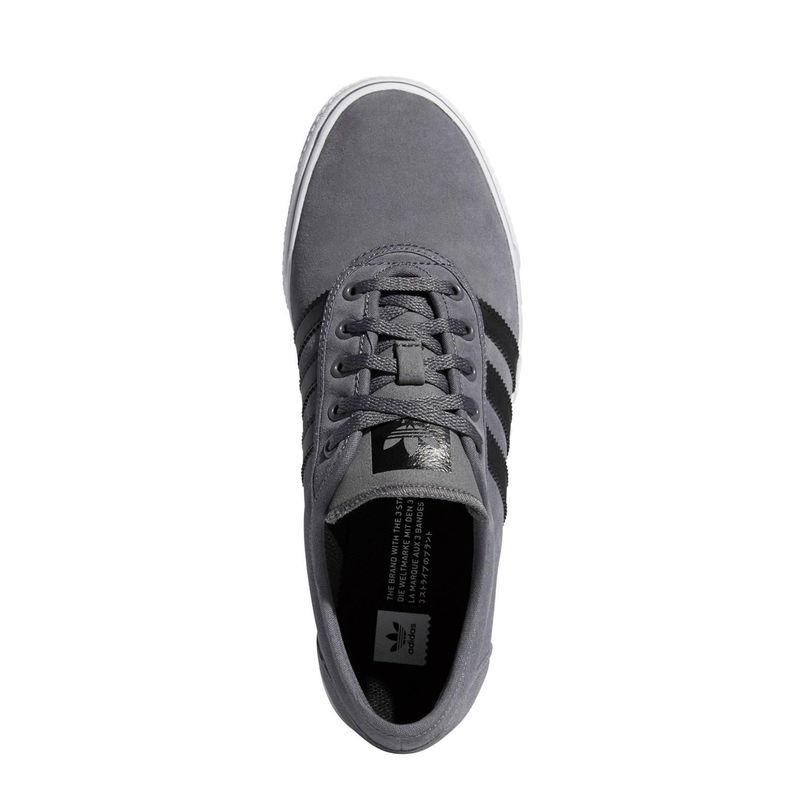 adidas Originals Adi-ease Sneakers Grijs/zwart/wit in het Grijs voor heren