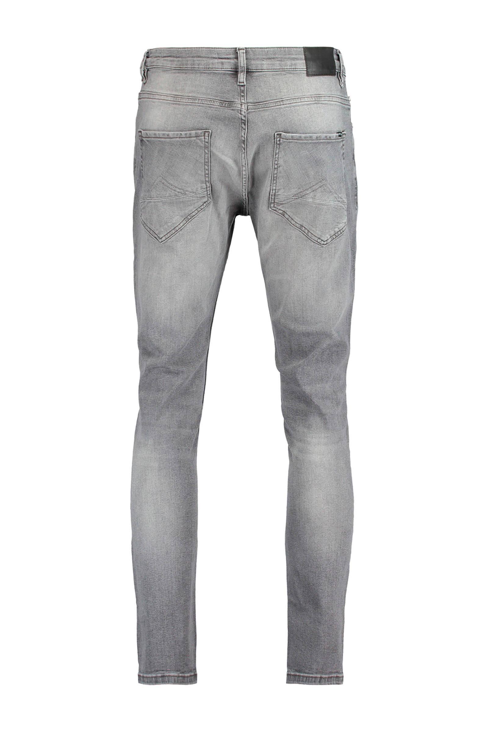 America Today Denim Slim Fit Jeans Ryan Grijs in het Grijs voor heren