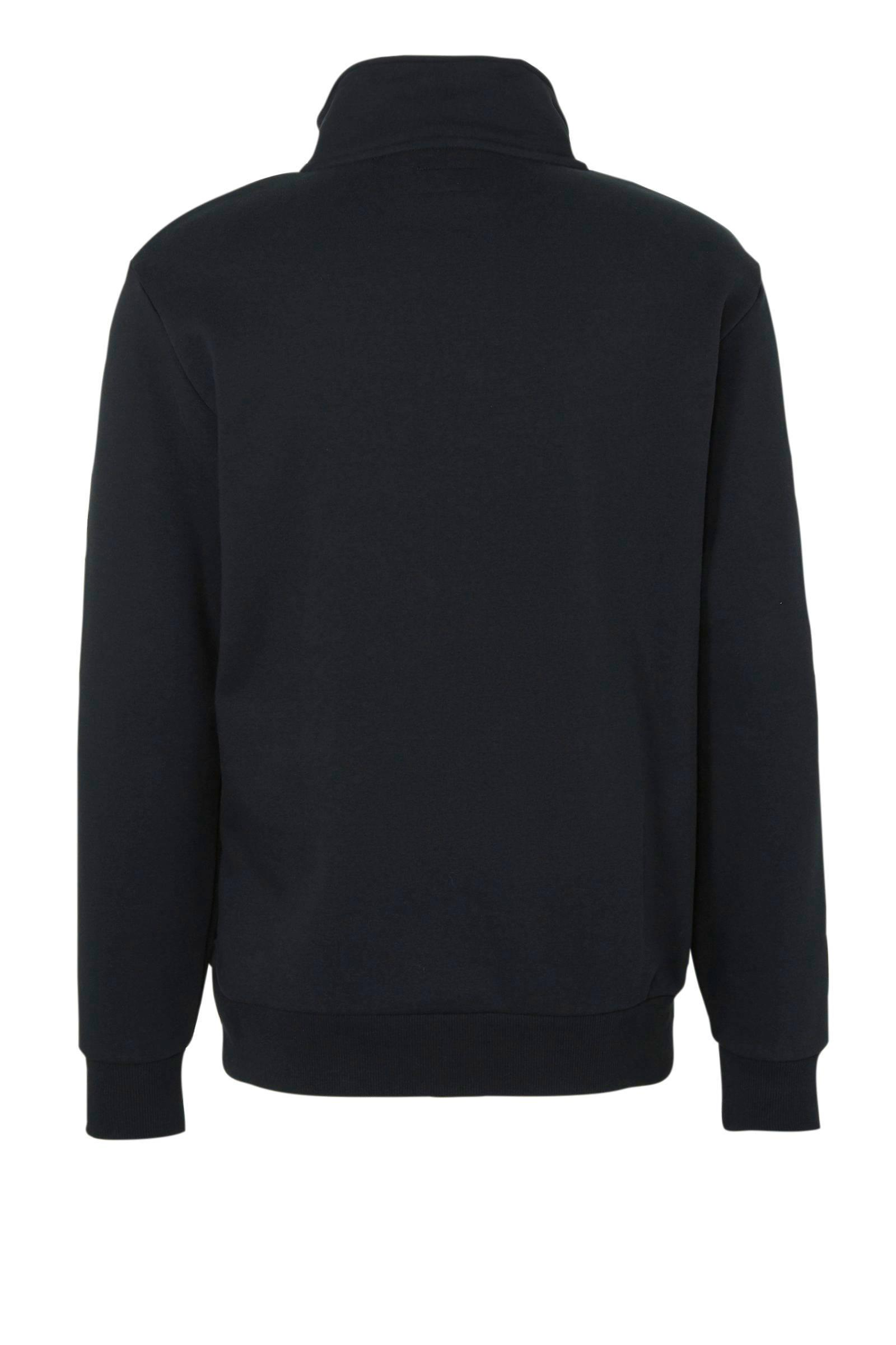 Converse Sweater in het Zwart voor heren