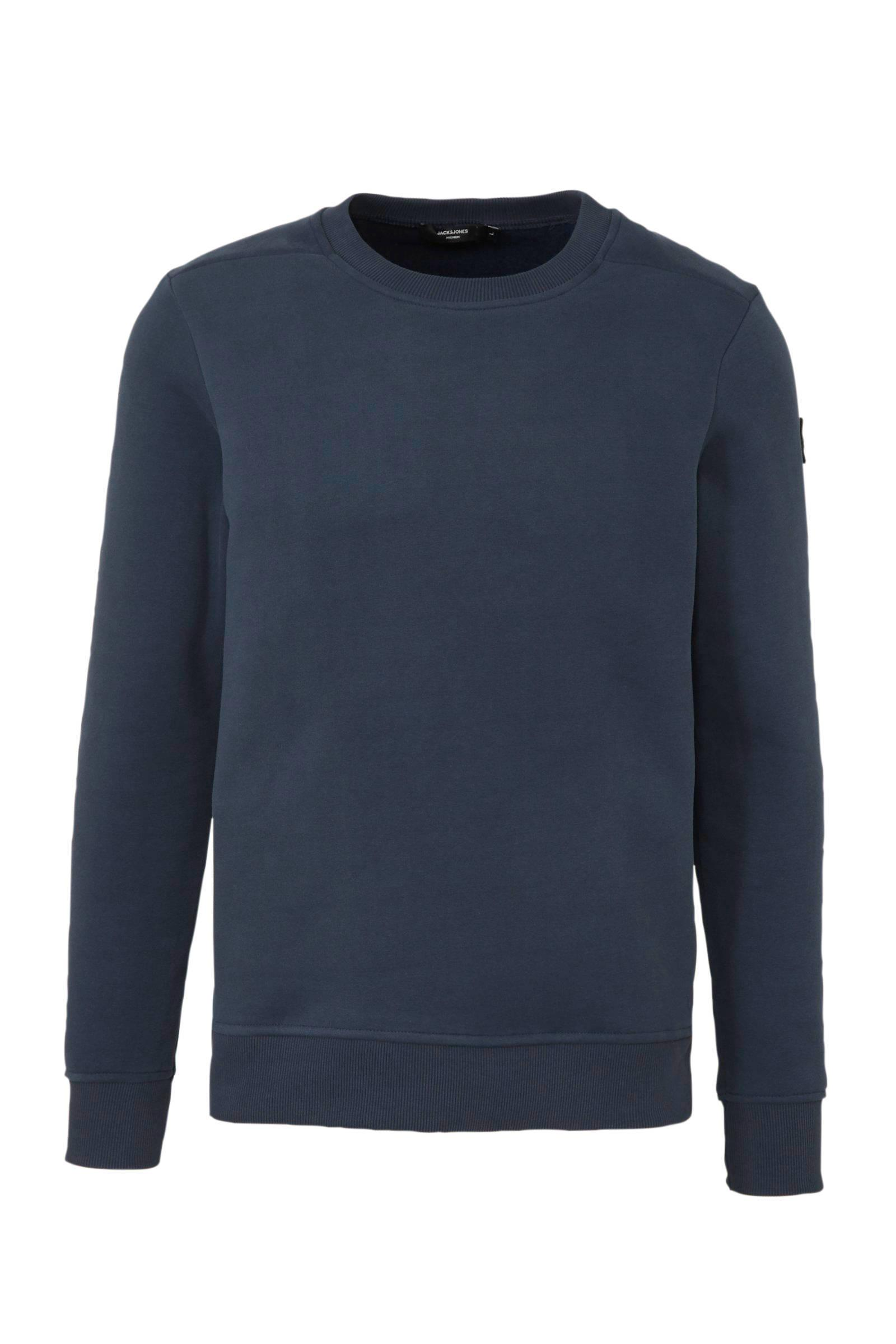Jack & Jones Sweater in het Blauw voor heren