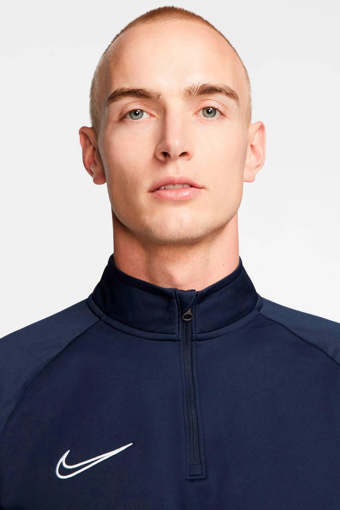 Nike Sportsweater in het Blauw voor heren