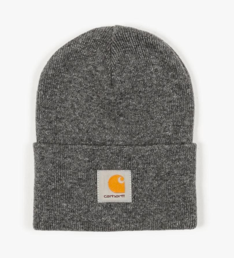 0cbda823cf9e8 Lyst - Carhartt WIP Acrylic Watch Hat in Gray for Men