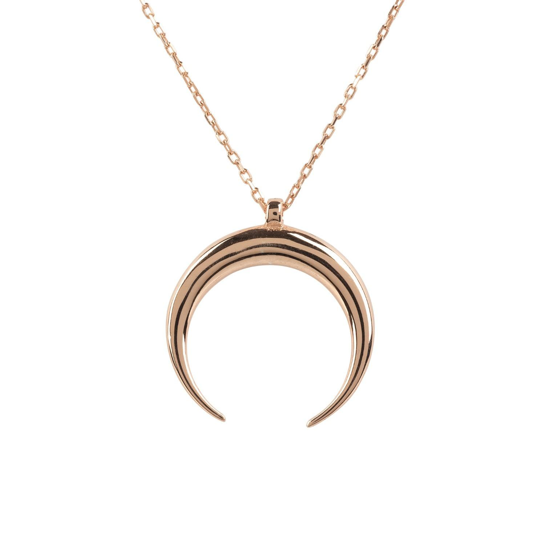 Latelita London Cosmic Hamsa Necklace