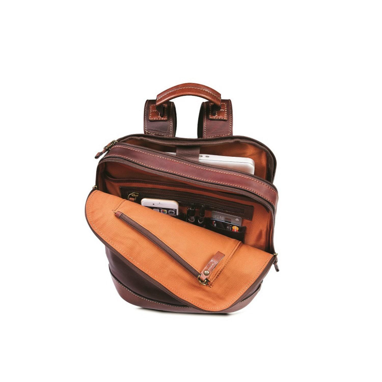 Jekyll & Hide Leather Soho Backpack in Brown for Men