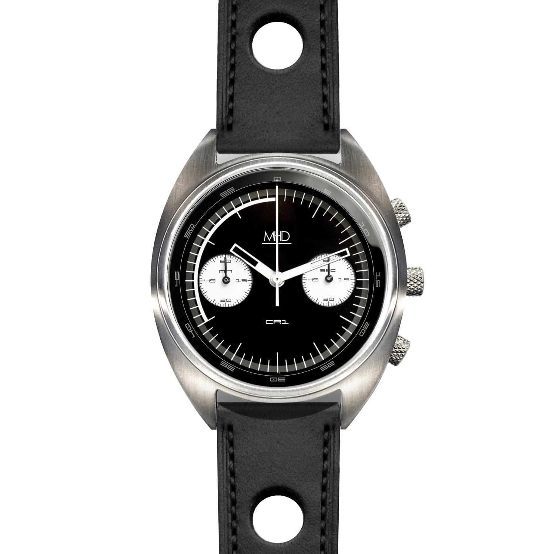 armani chronograph watch instructions