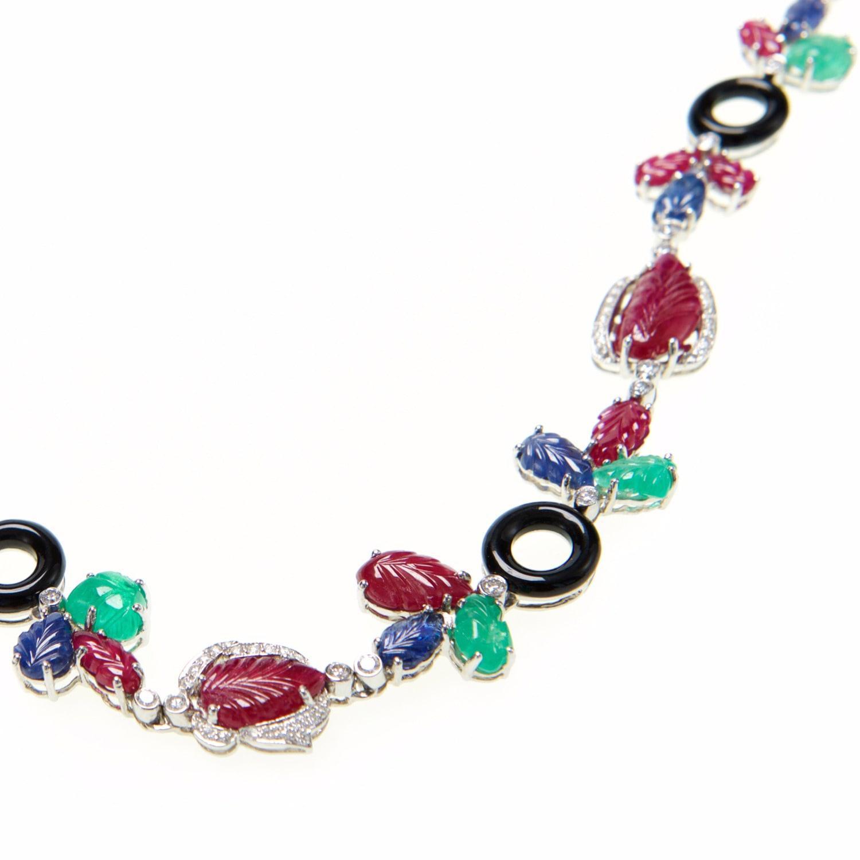 Ri Noor Tutti Frutti Necklace