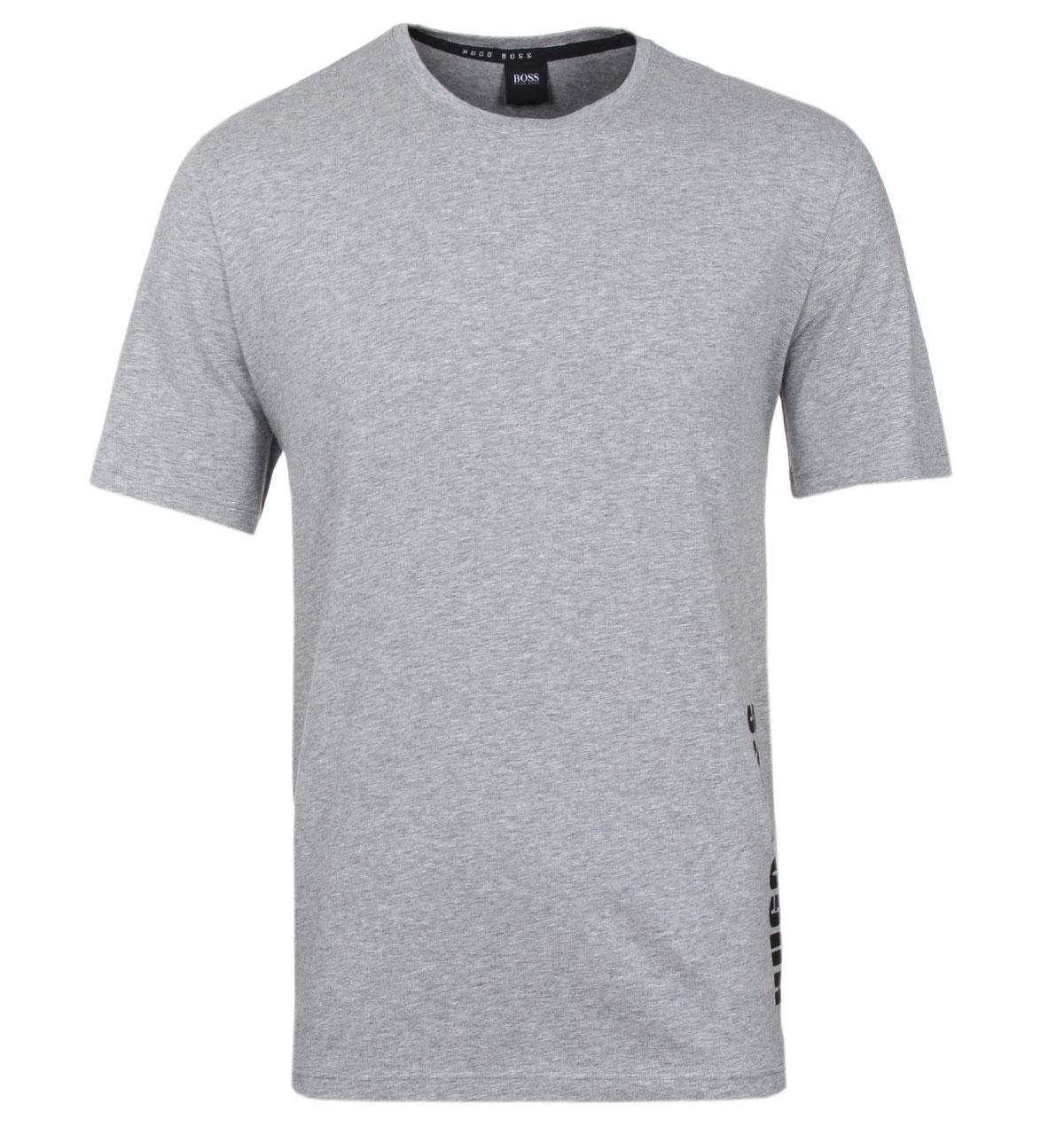 Lyst Boss By Hugo Boss Grey Identity T Shirt In Gray For Men