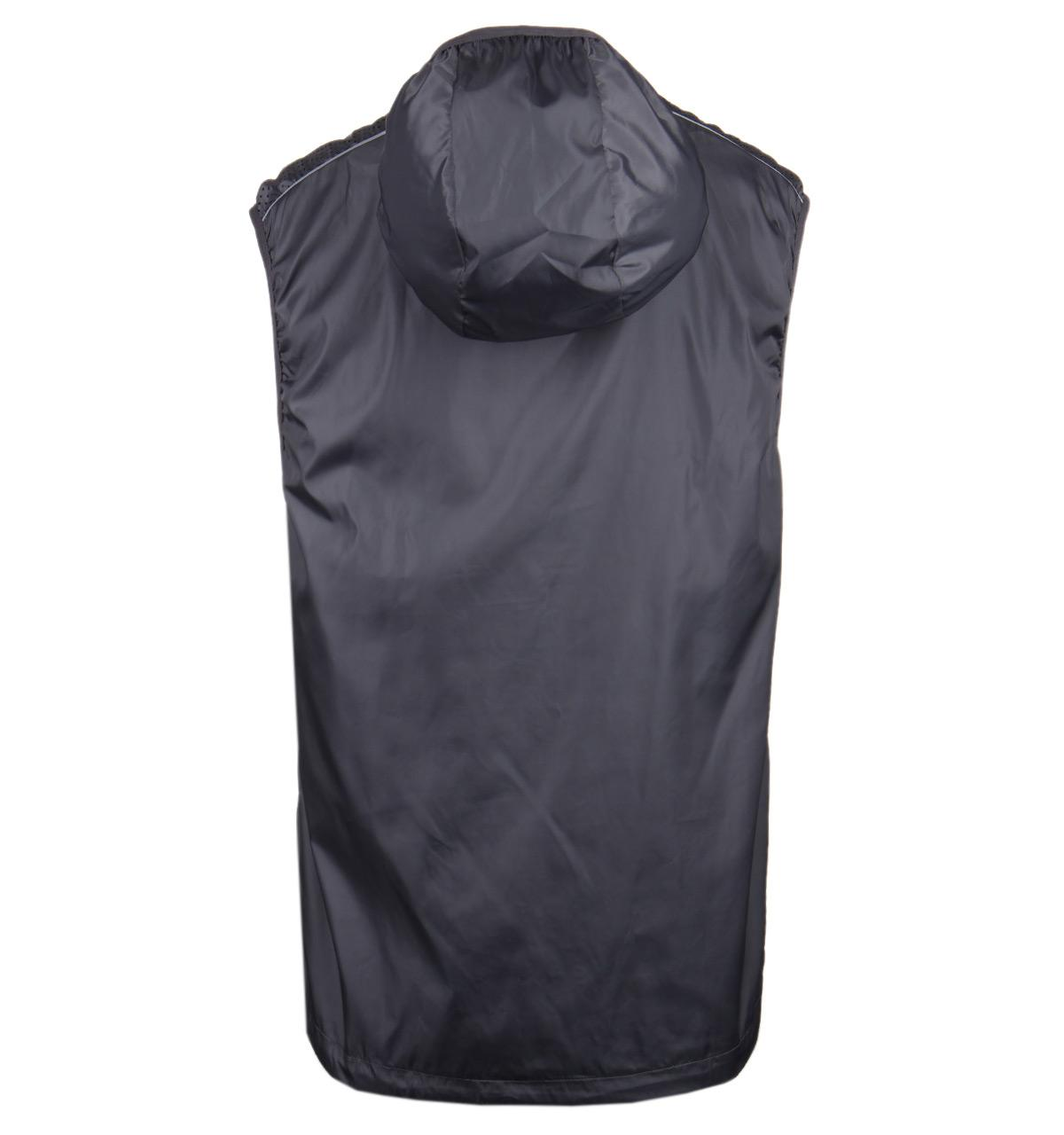 Cheap Order Discount Order Beach Vest with Hood - Grey BOSS Marketable For Sale Outlet With Credit Card Quality Free Shipping For Sale LJPjDh6