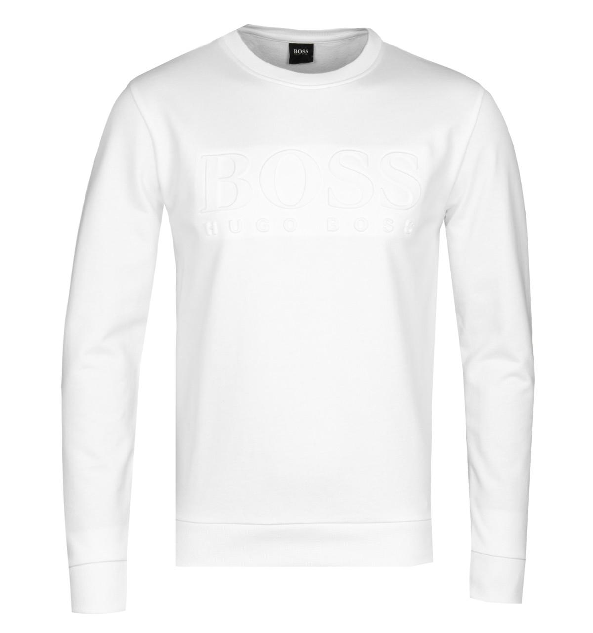 hugo boss heritage sweatshirt