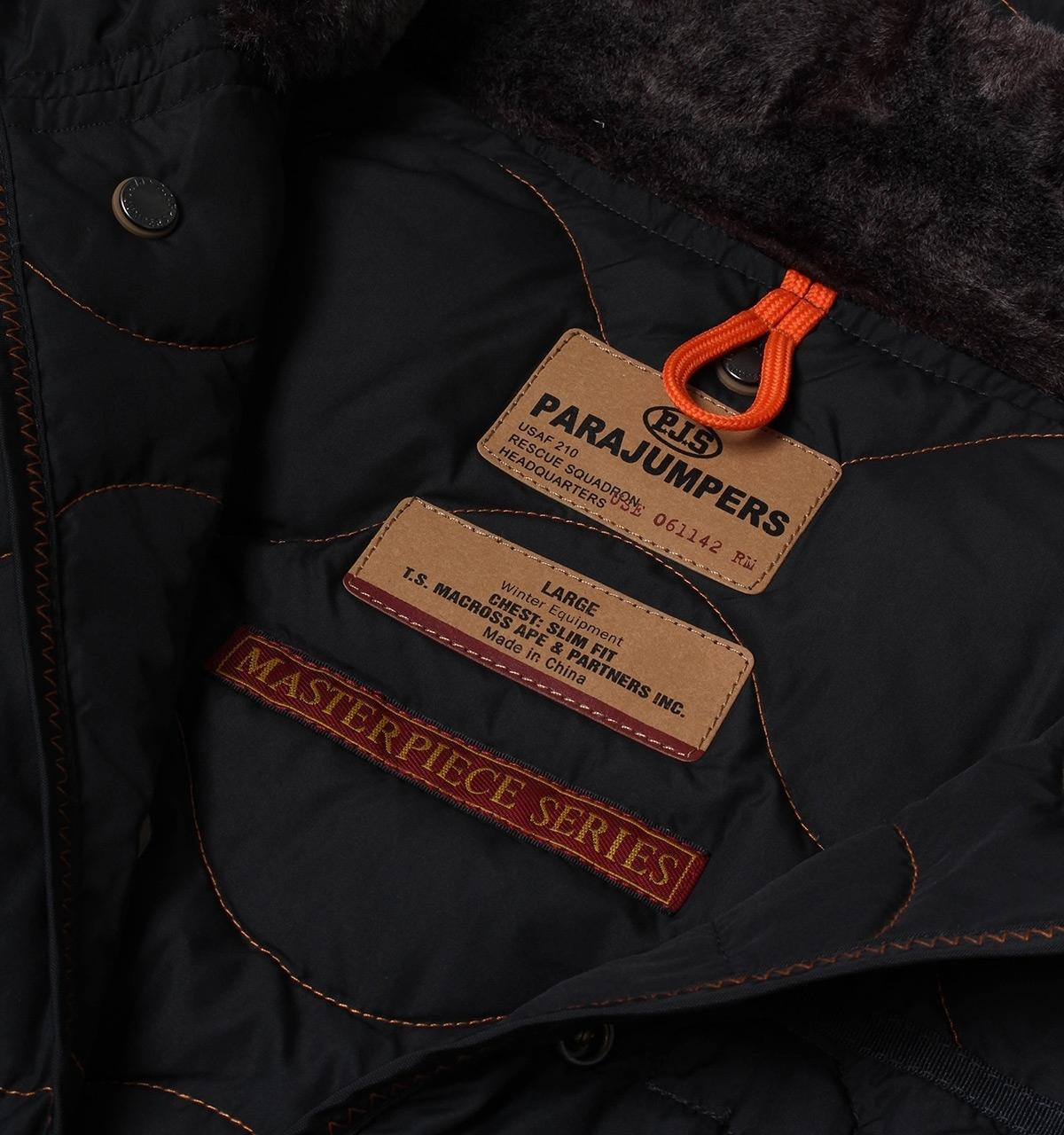 Parajumpers Right Hand gradient