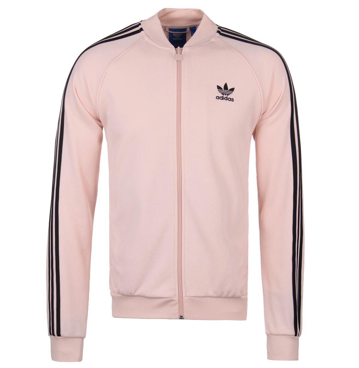 Adidas Sst Tt Rose Zip