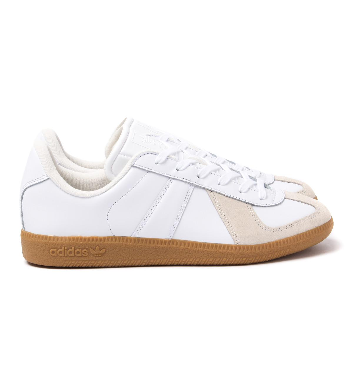 Adidas White Cupped Shoe