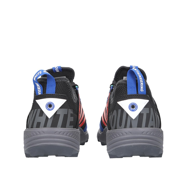 Adidas X White Mountaineering Tobacco Herren Sneaker Grey