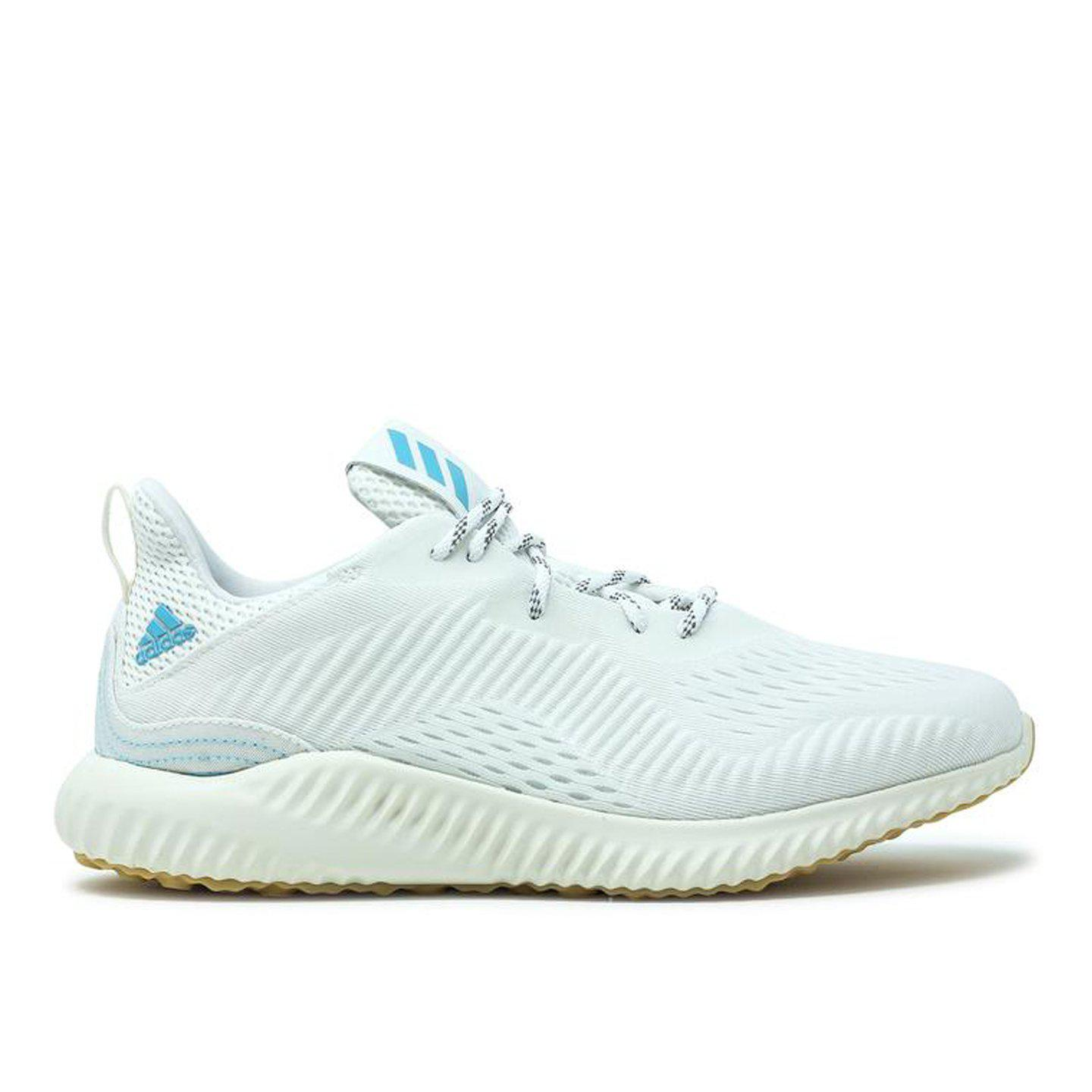 newest 9f4a1 bebcd Lyst - adidas Originals Alphabounce 1 Parley in Blue for Men