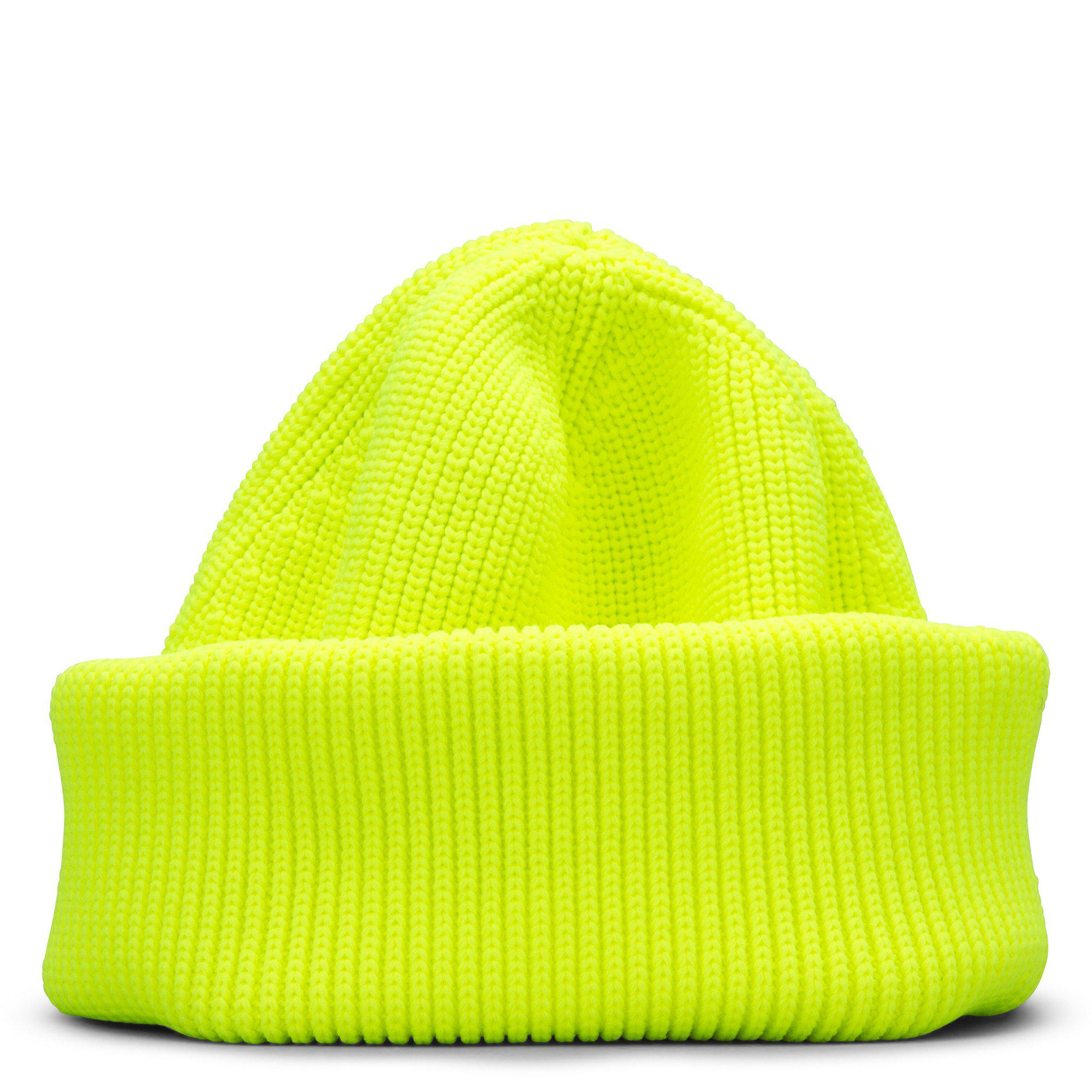 Lyst - Alexander Wang Fishermans Beanie in Yellow for Men a60b56fd106f