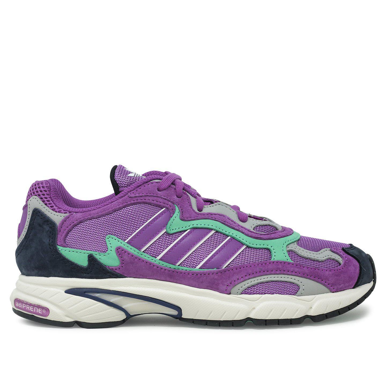 los angeles 09e50 e9b7e Lyst - adidas Temper Run in Purple for Men