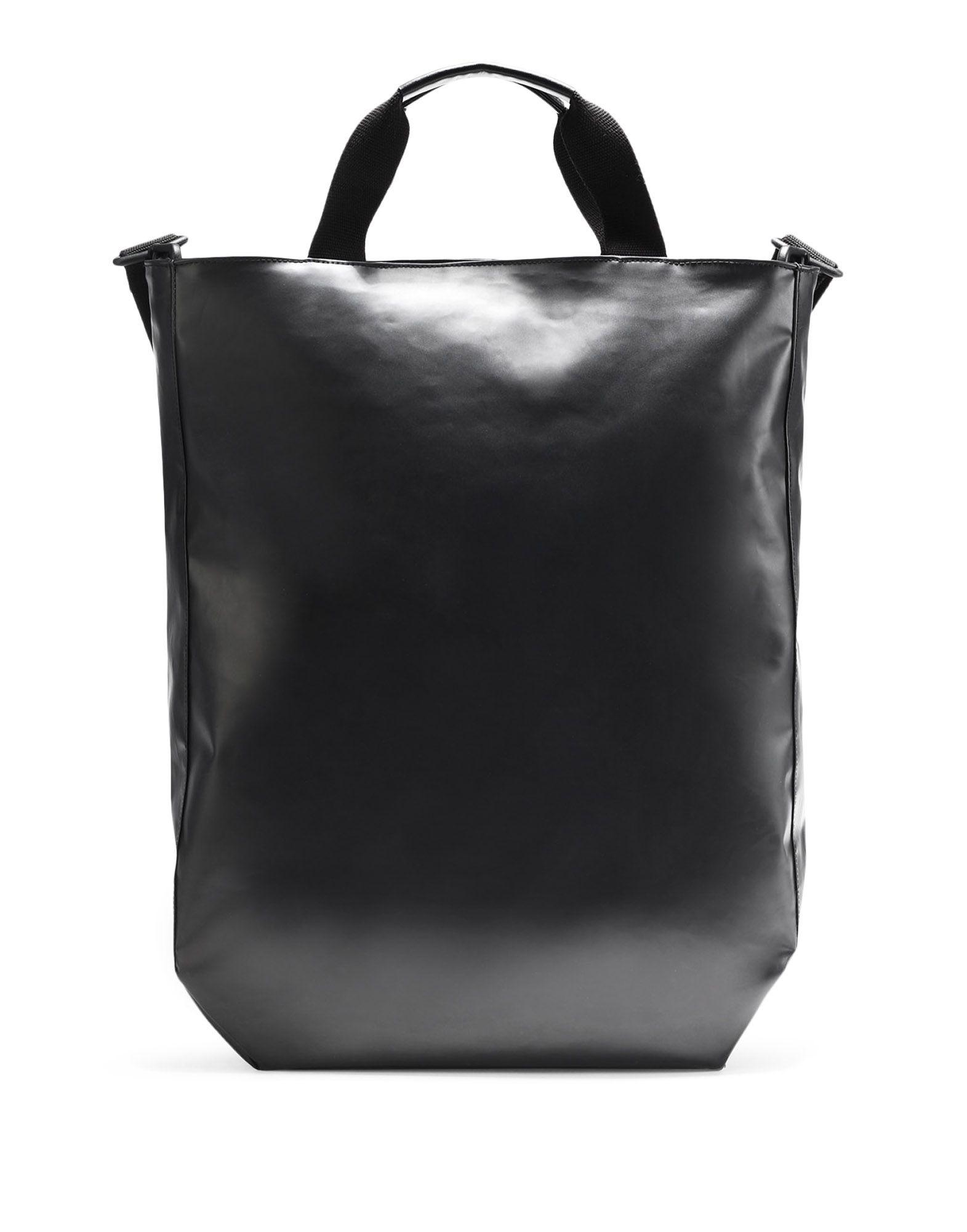 95158772ac Y-3 Logo Tote Bag in Black for Men - Lyst