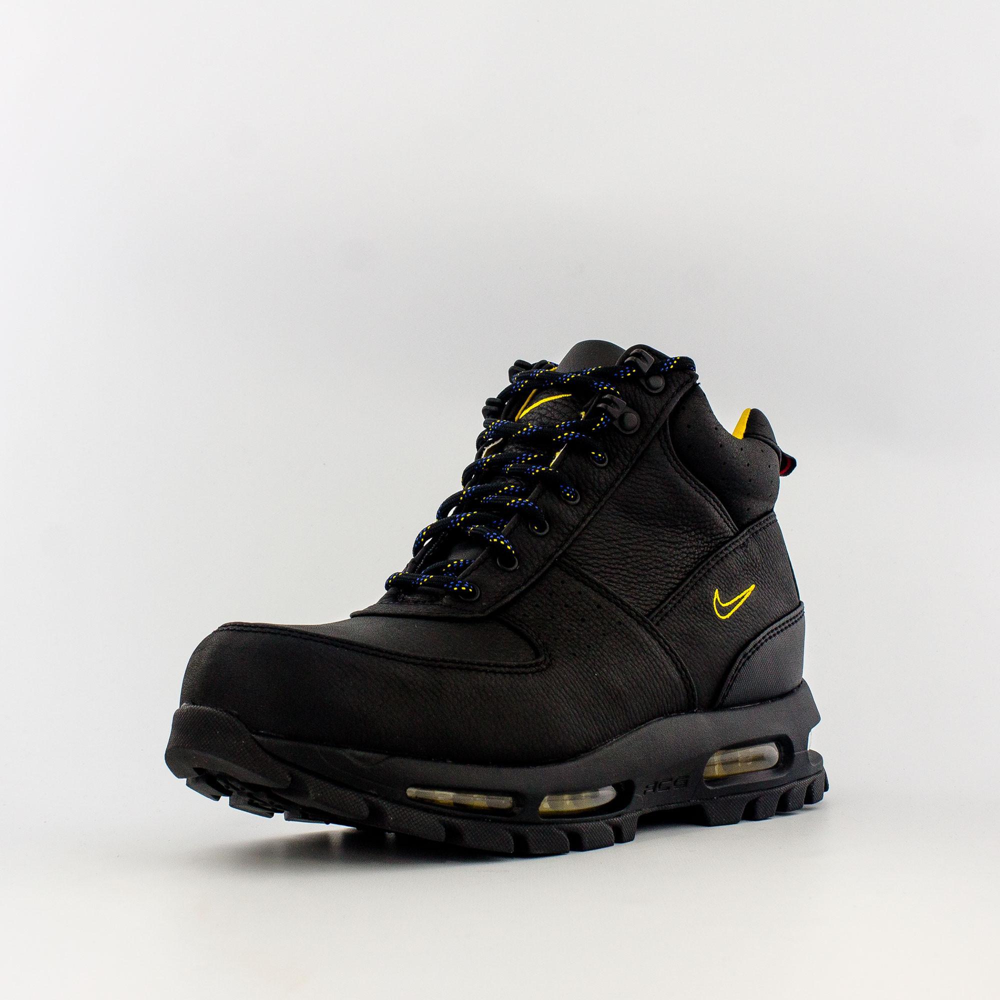 Nike Leather Dmv Goadome in Black for