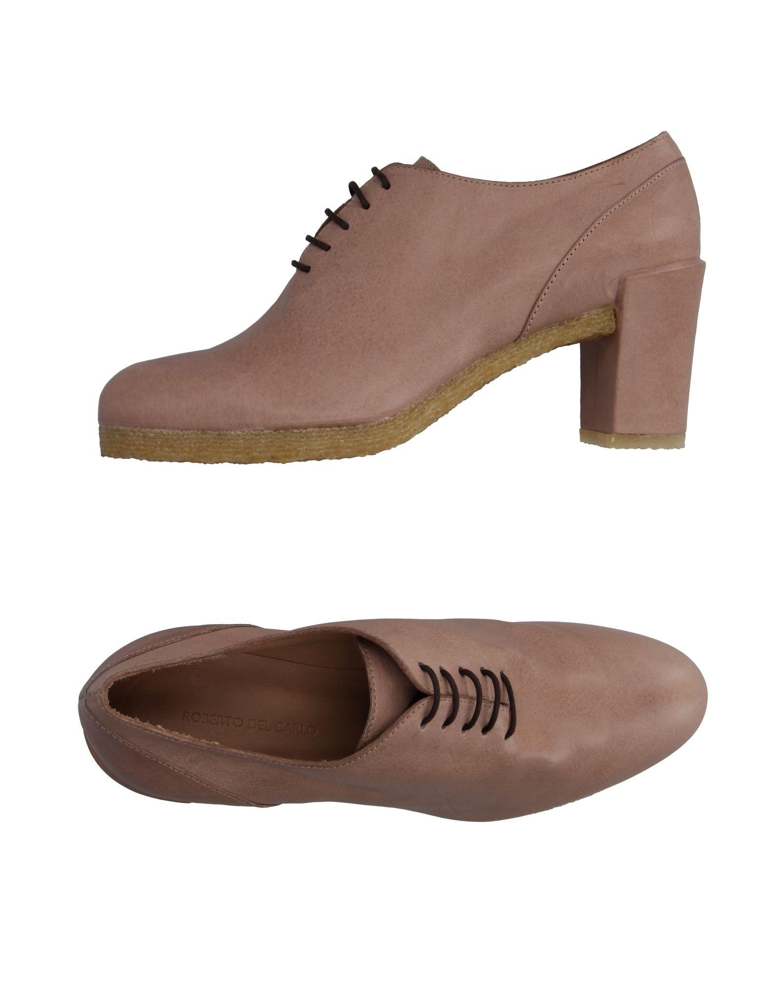 FOOTWEAR - Lace-up shoes Roberto Del Carlo Cheap Sale Wiki Shop For Sale Best Seller For Sale Cheap Sale Pictures BetCLddN