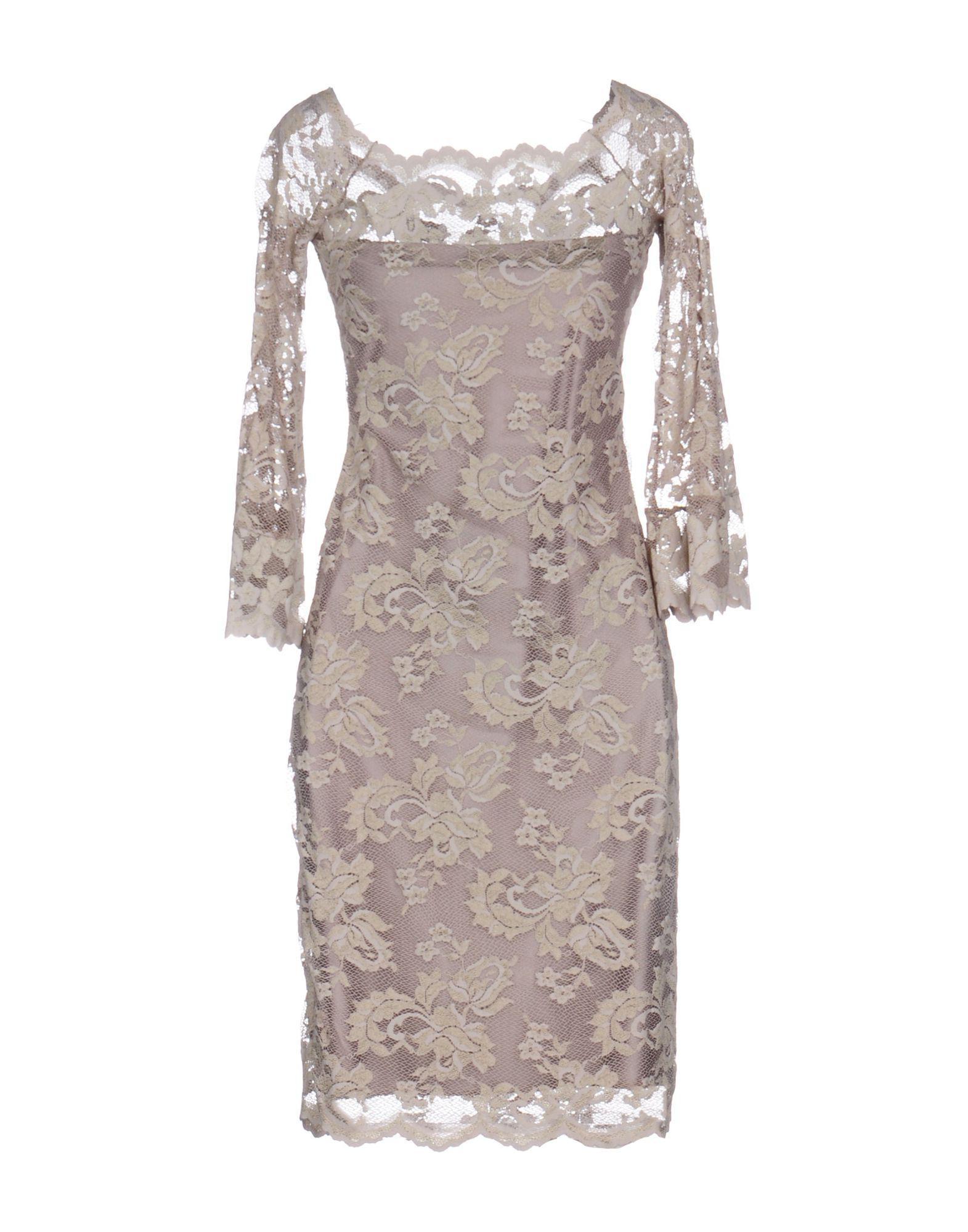 DRESSES - Knee-length dresses Balensi n2zCPPWqG