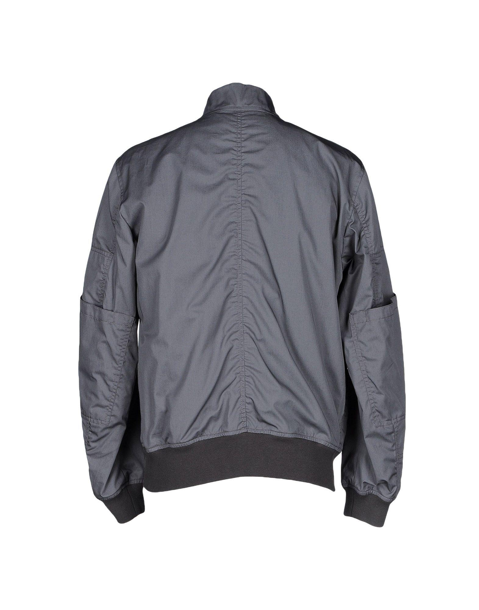 Marni Cotton Jacket in Grey (Grey) for Men