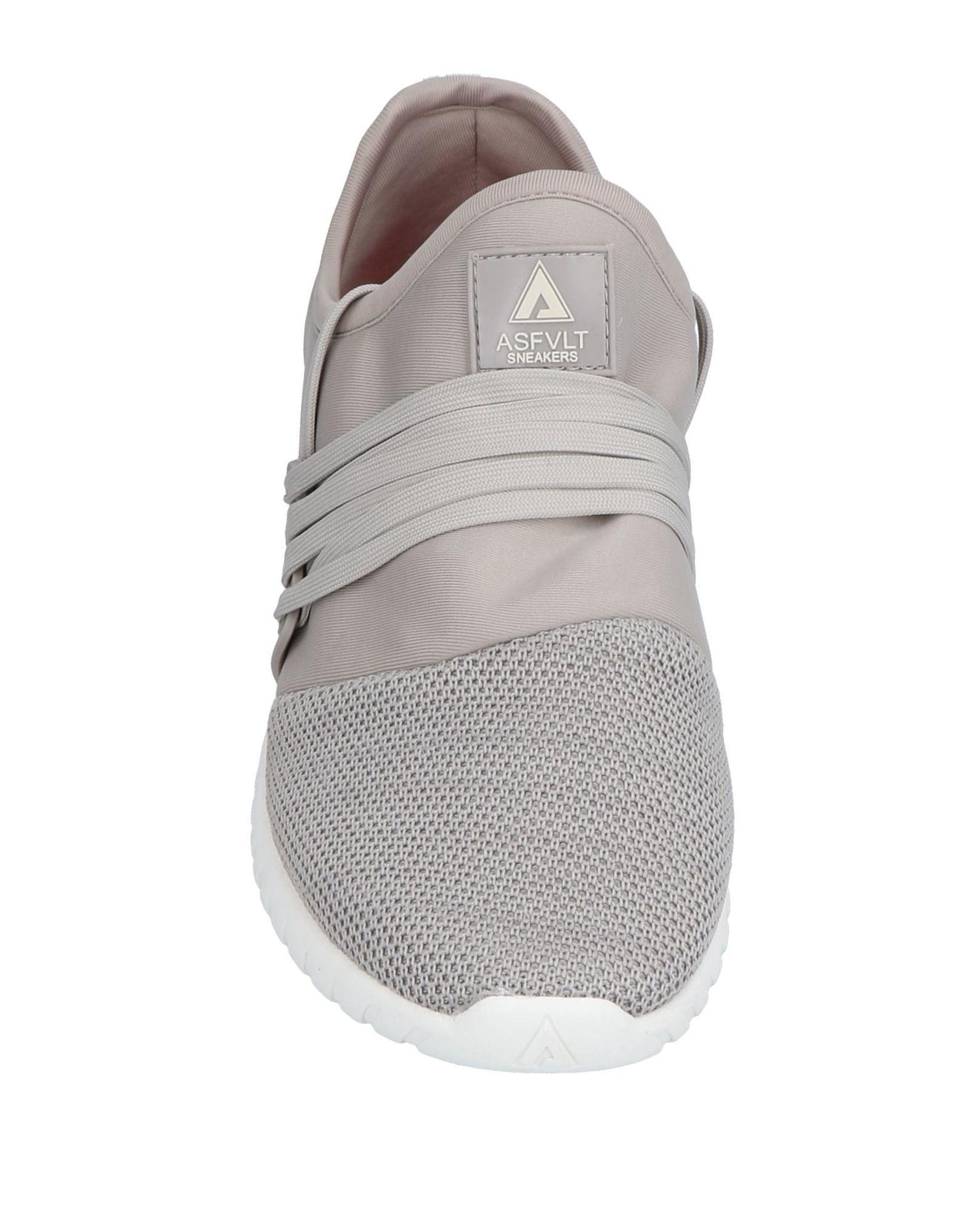 Sneakers & Tennis basses ASFVLT Sneakers pour homme en coloris Gris CWzX