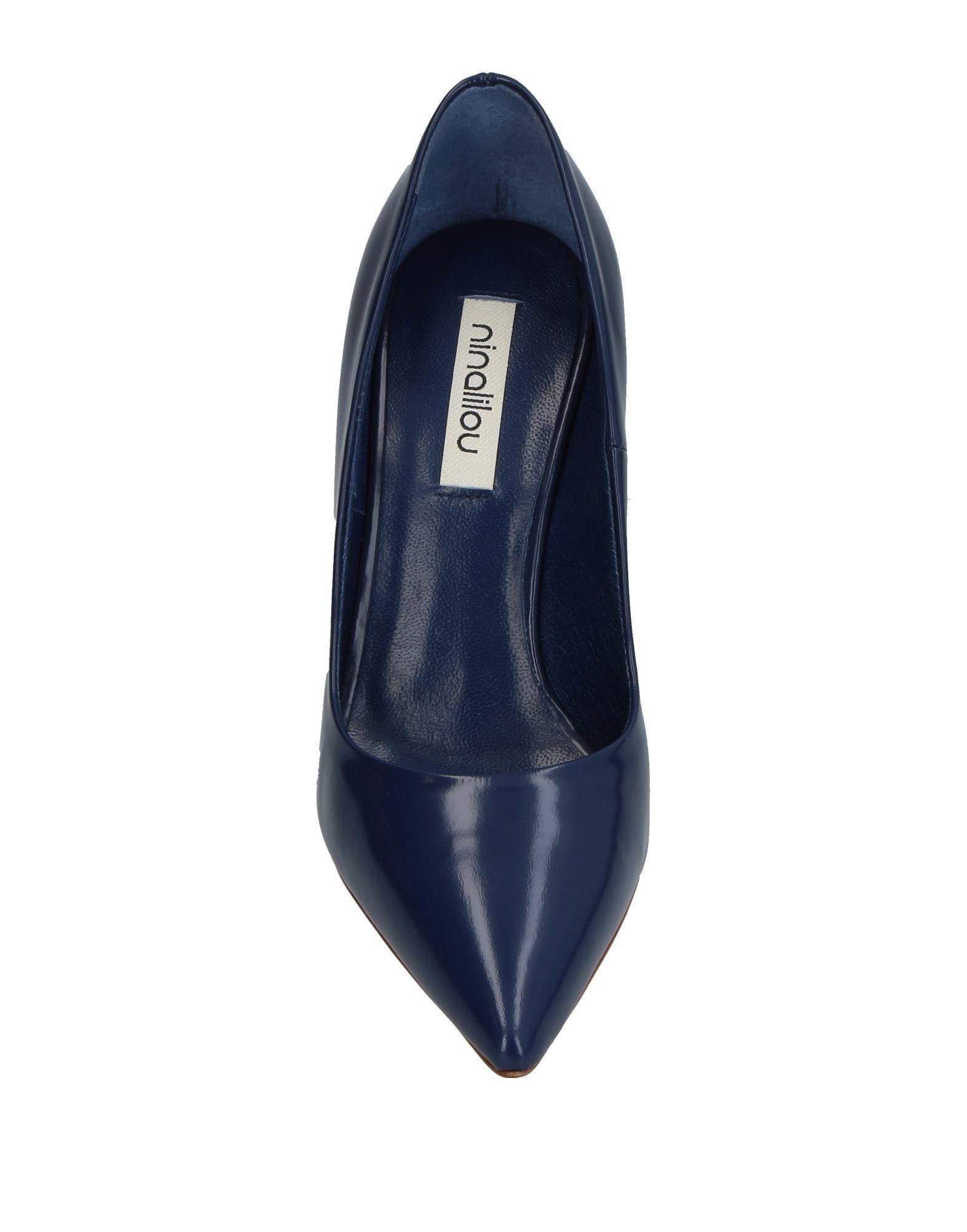 Zapatos de salón Ninalilou de color Azul