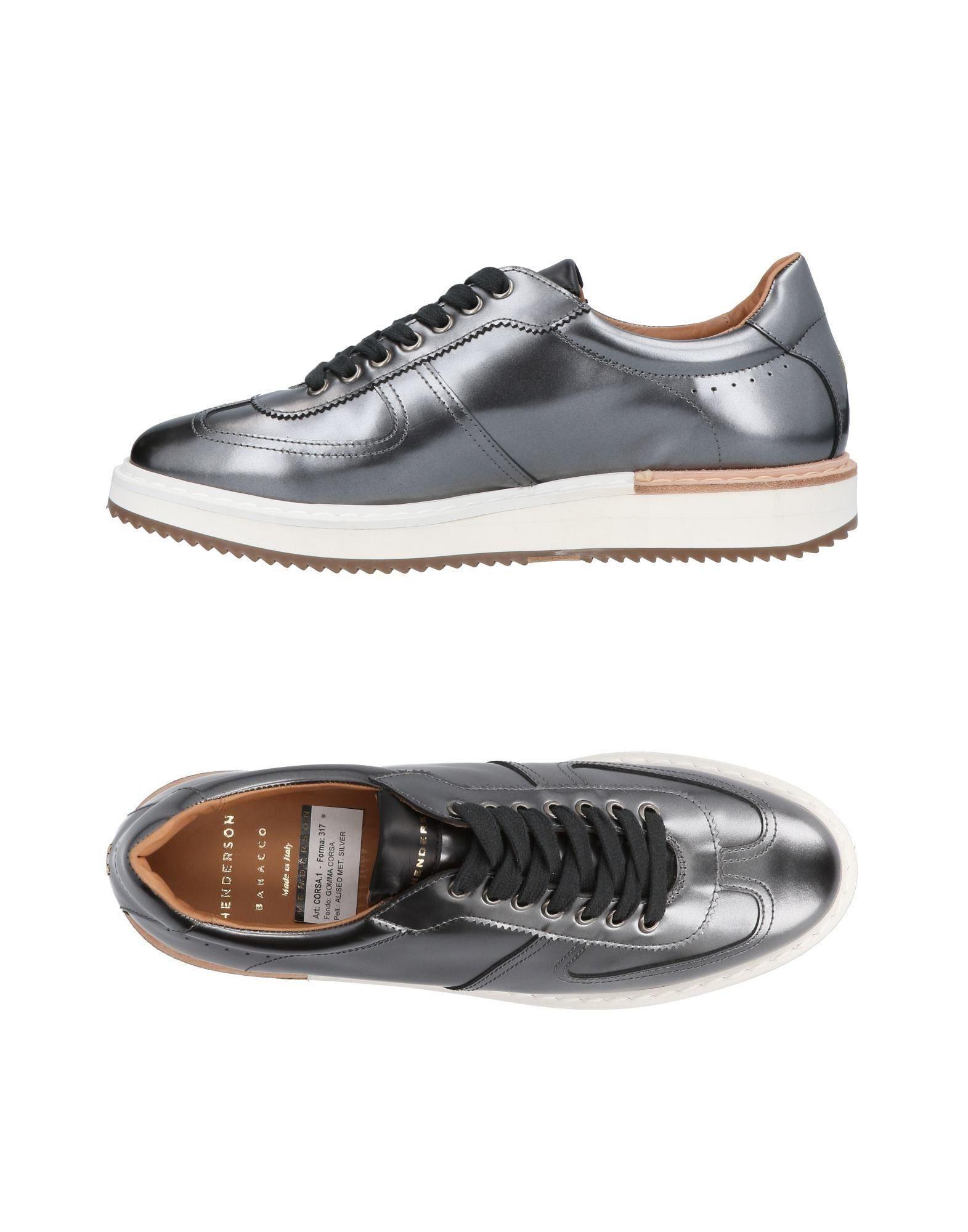 Henderson Bas-tops Et Chaussures De Sport Wm8qNNr