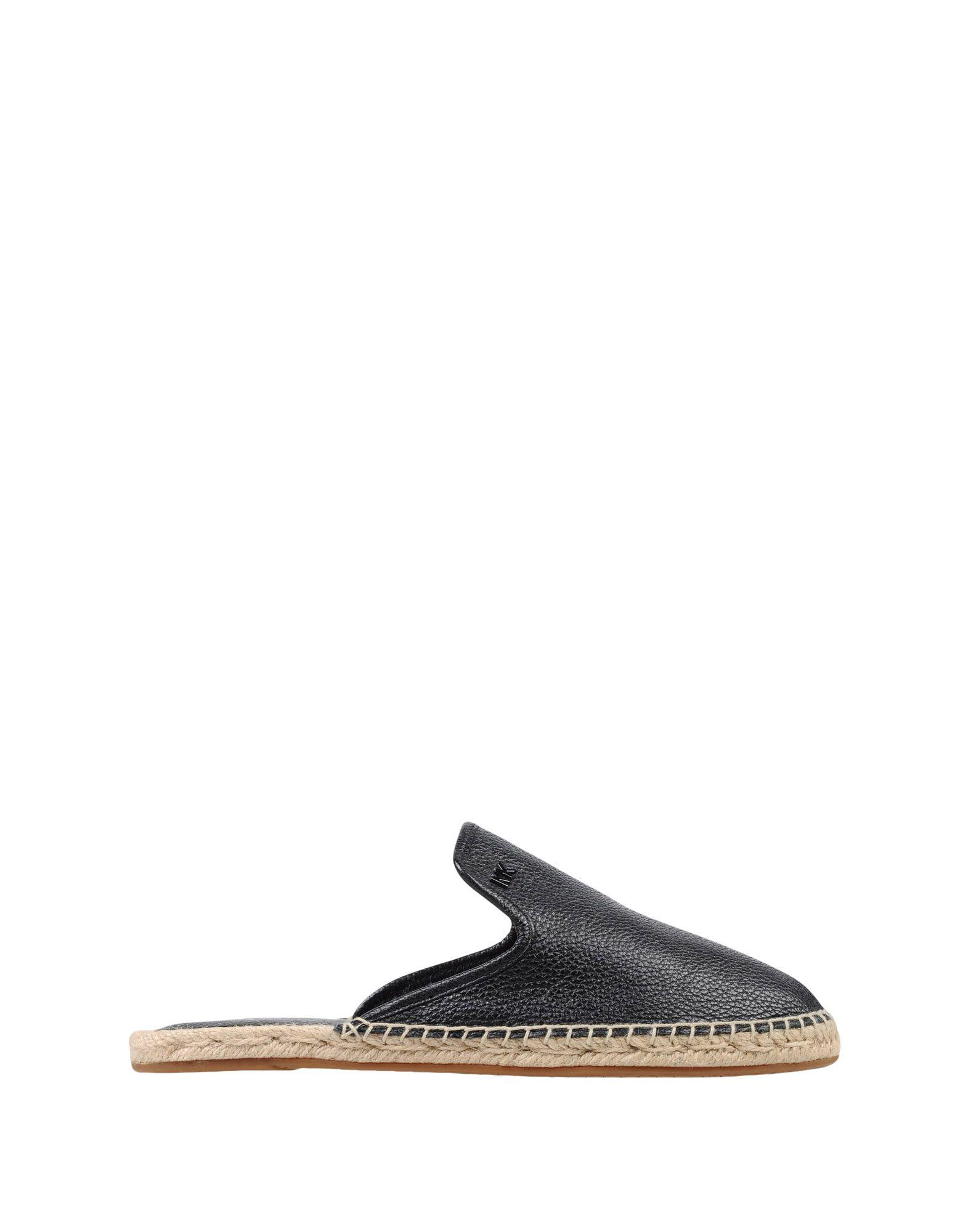 MICHAEL Michael Kors Leather Mules in