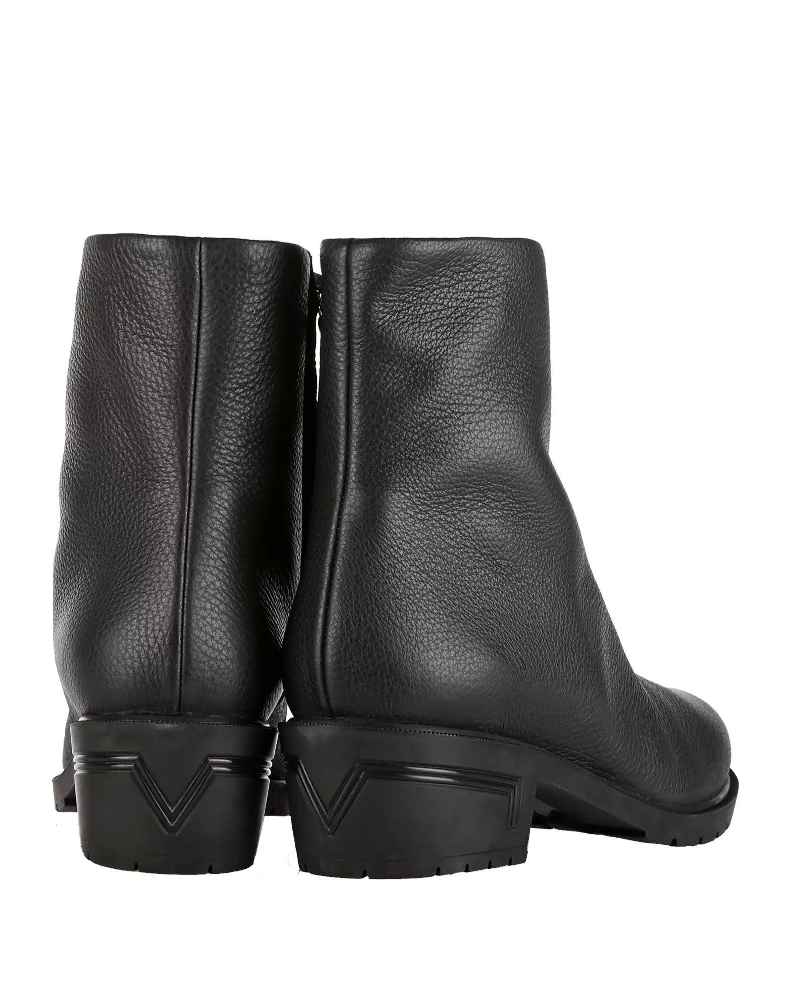 Botines de caña alta Giuseppe Zanotti de color Negro