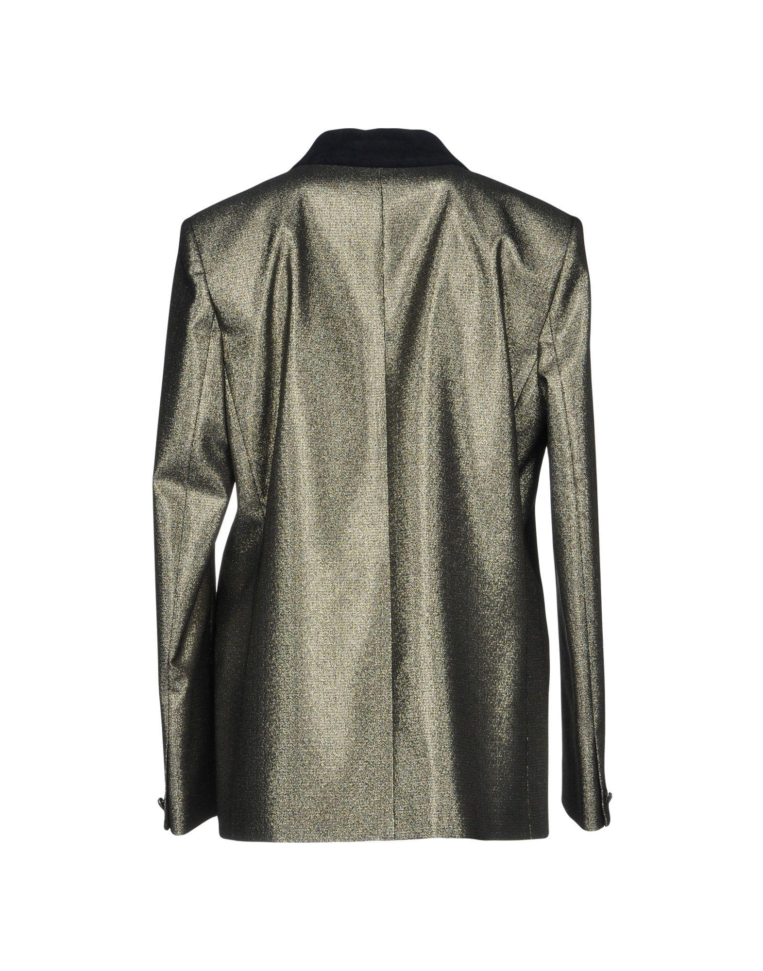 on sale 5aef9 7bb35 Lyst - Just Cavalli Blazer in Metallic