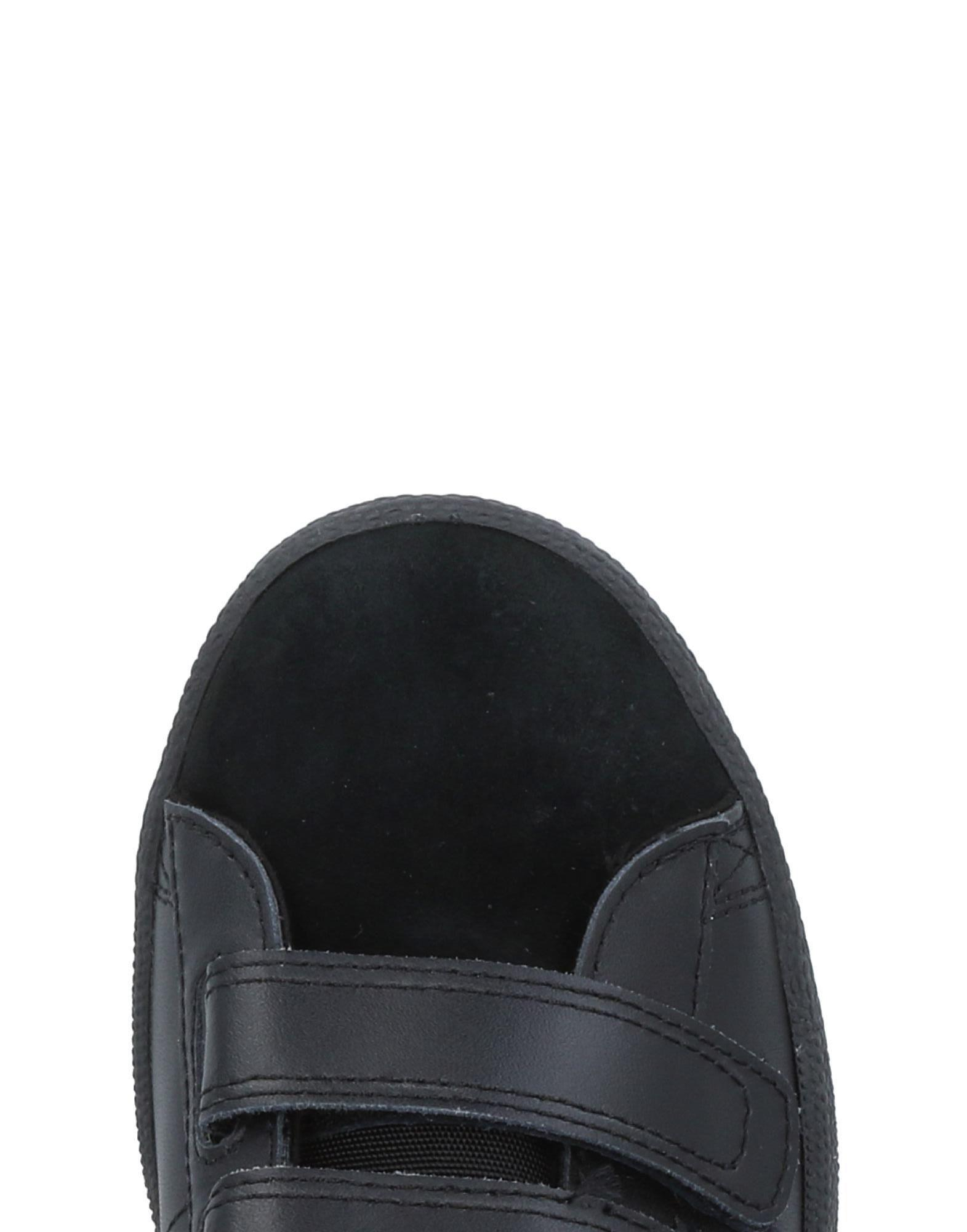 Product Of New York Leather Low-tops & Sneakers in Black