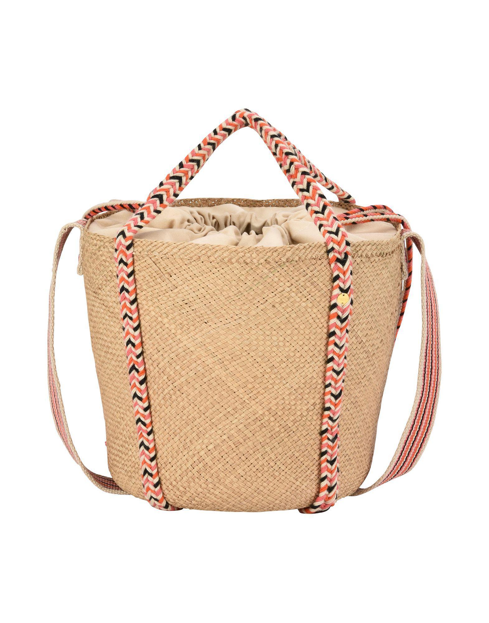 Guanabana Cross-body Bags in Beige (Natural)