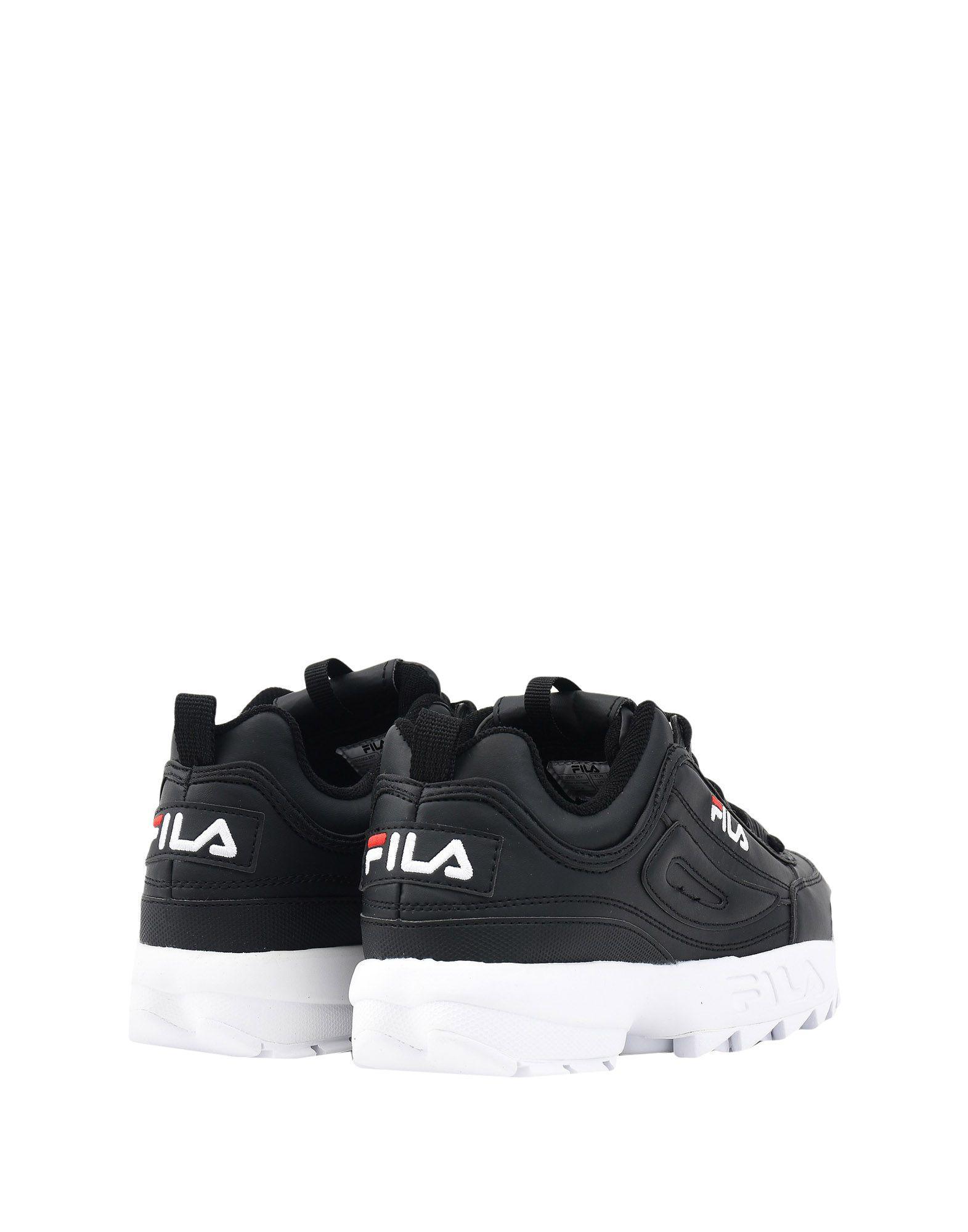 Sneakers & Deportivas Fila de color Negro