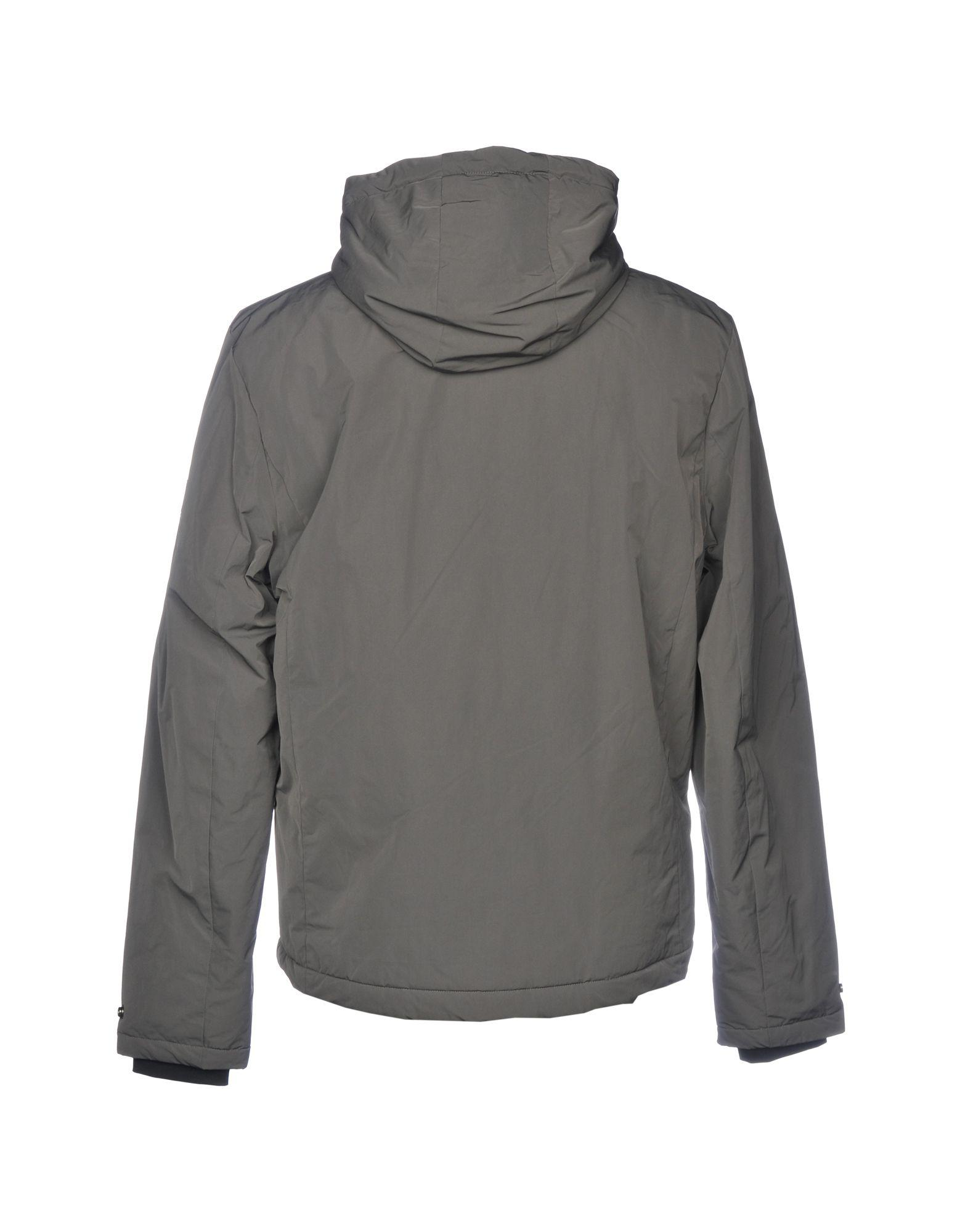 Refrigue Synthetic Jacket in Lead (Grey) for Men