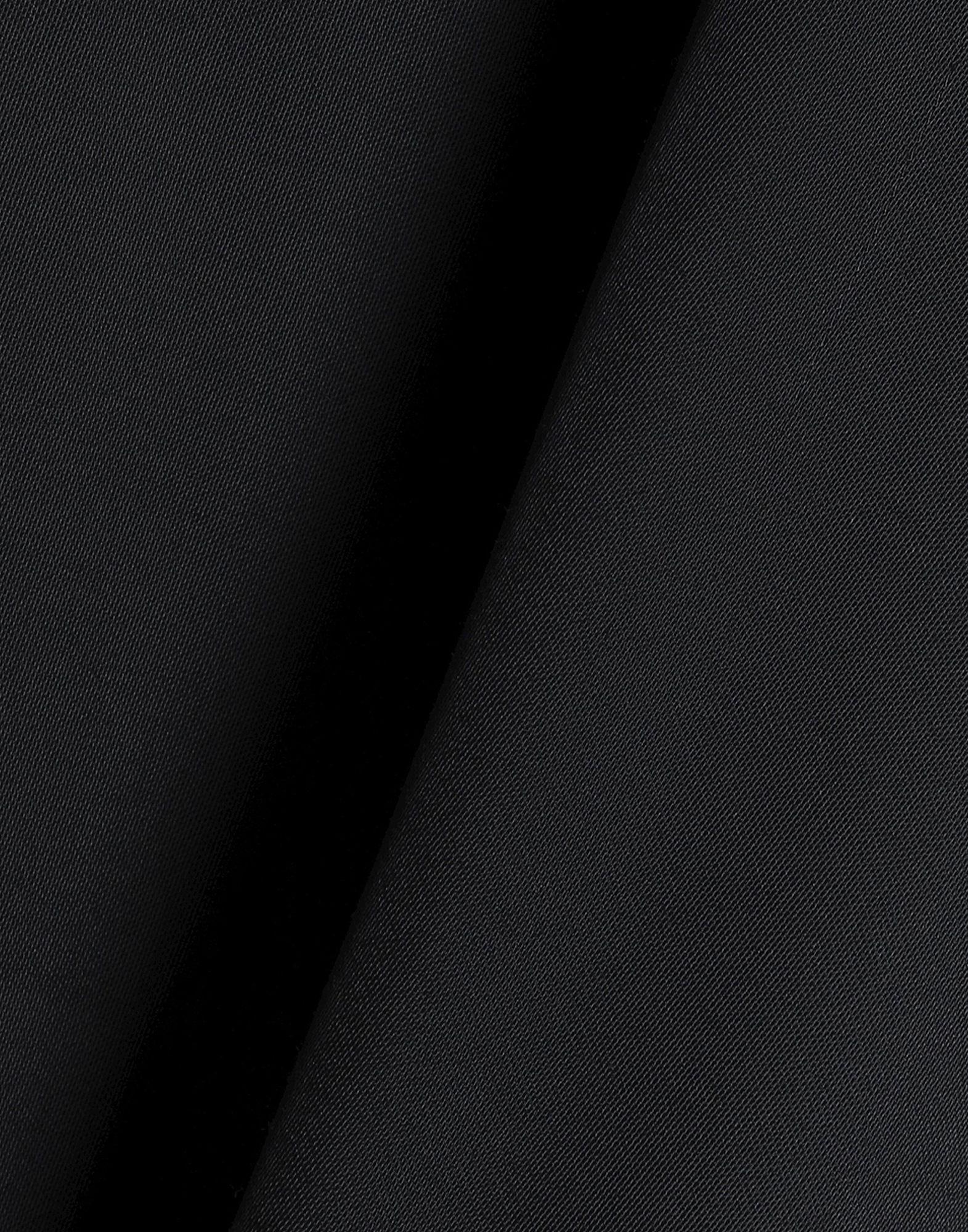 Minivestido Enza Costa de Raso de color Negro