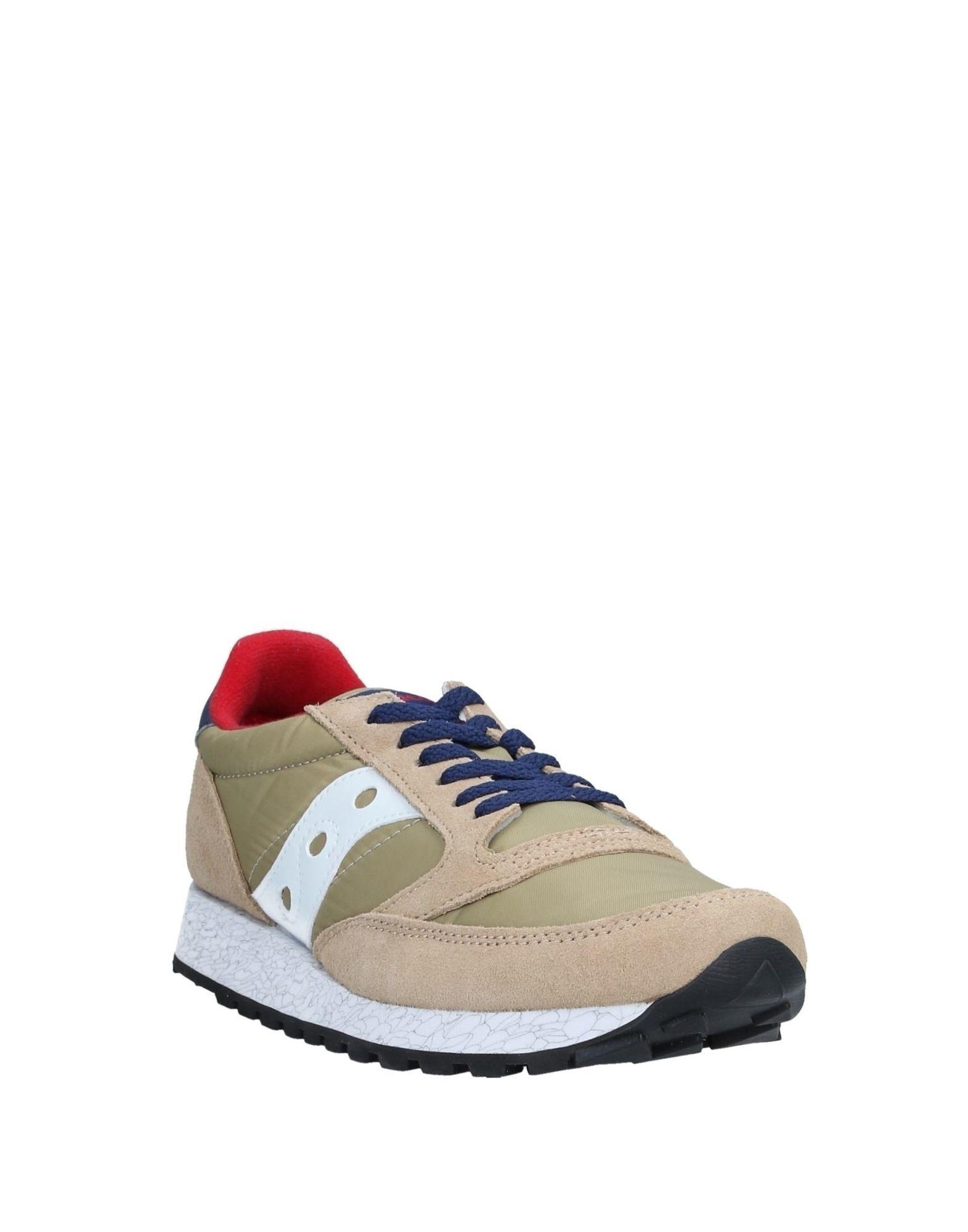 Sneakers & Deportivas Saucony de Ante de color Neutro para hombre
