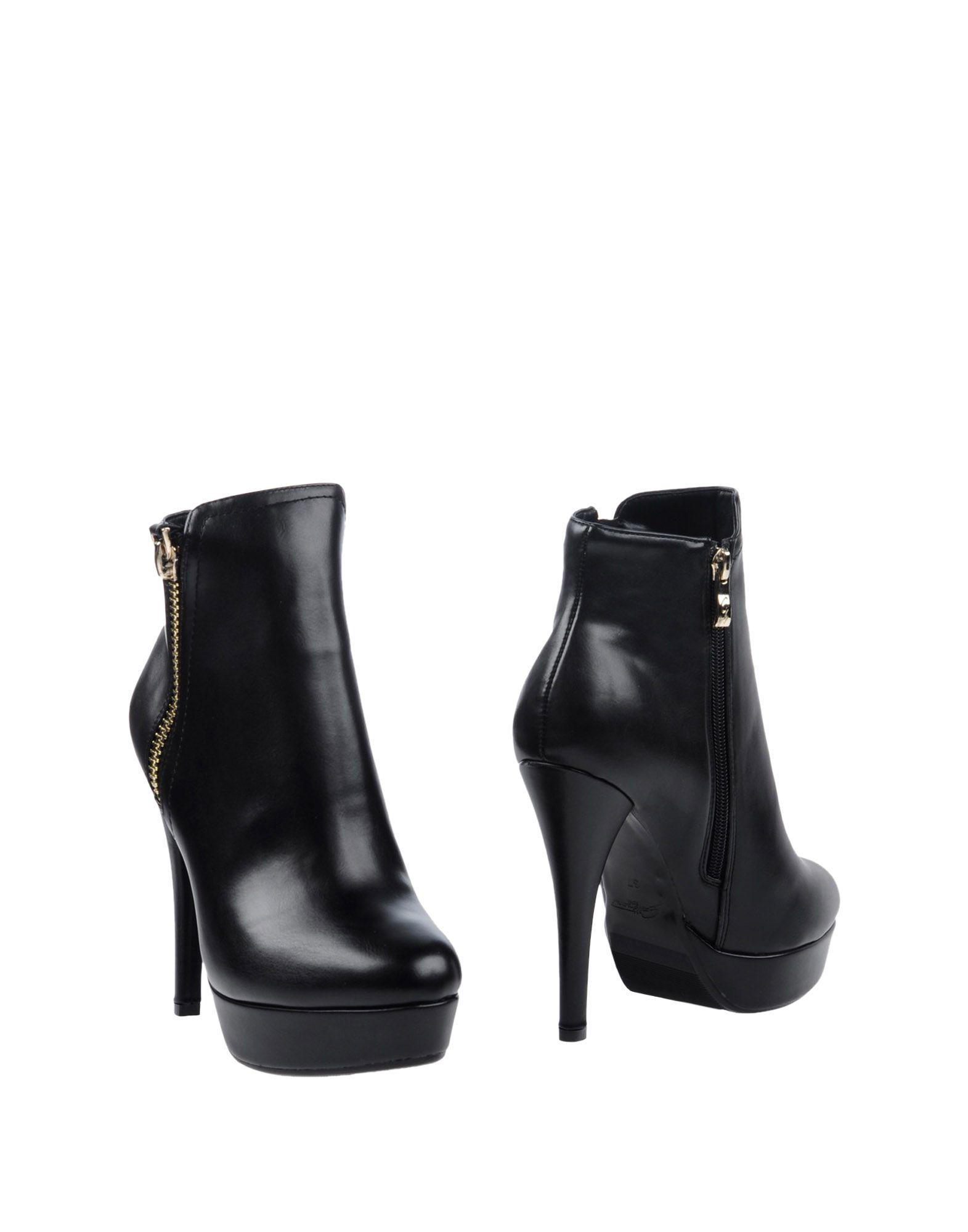 FOOTWEAR - Ankle boots Gattinoni Sale Ebay Clearance For Nice Cheap Recommend View For Sale Wholesale Price z5S2NLfJ