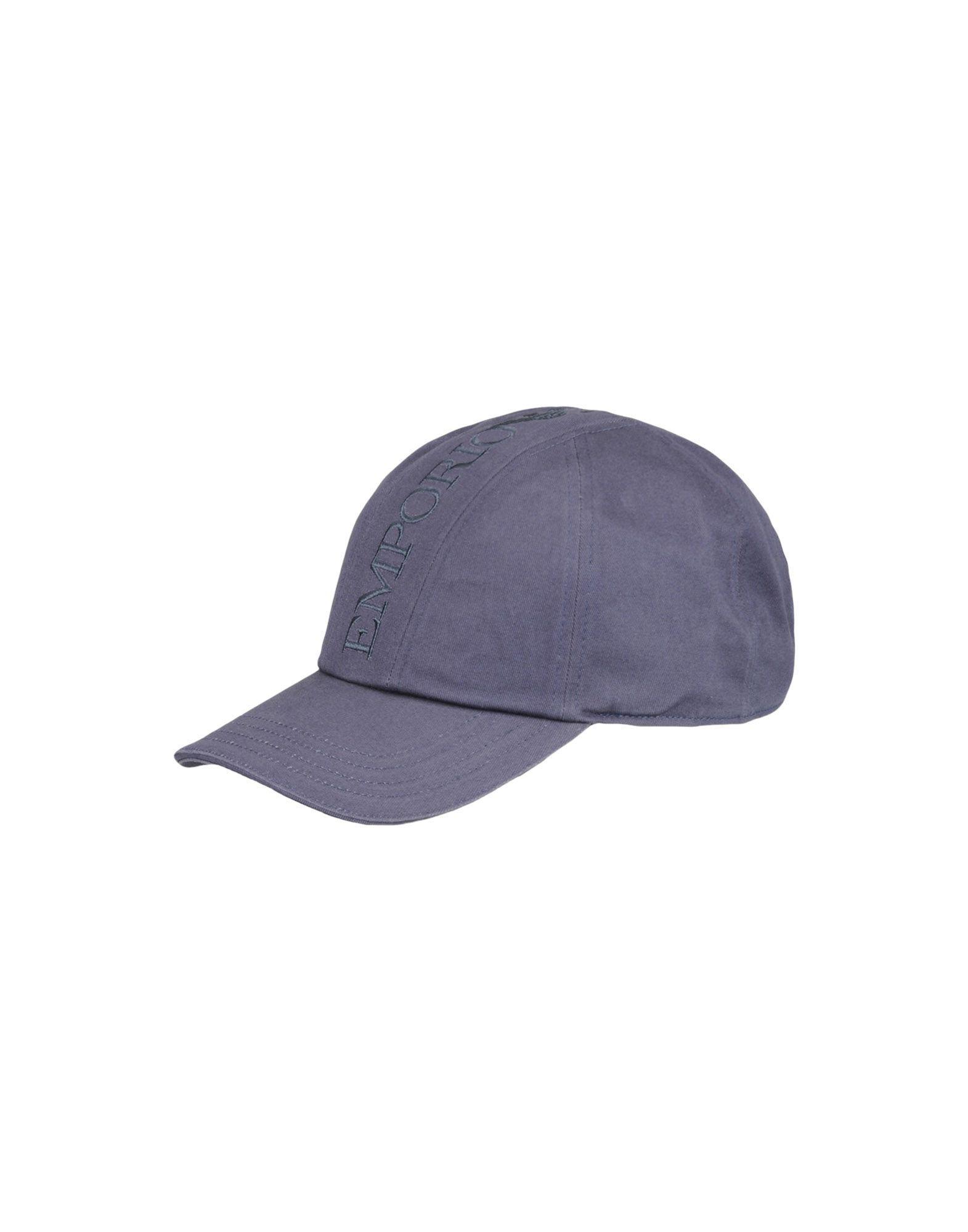 fb9da8b460f Emporio Armani Hat in Blue for Men - Lyst