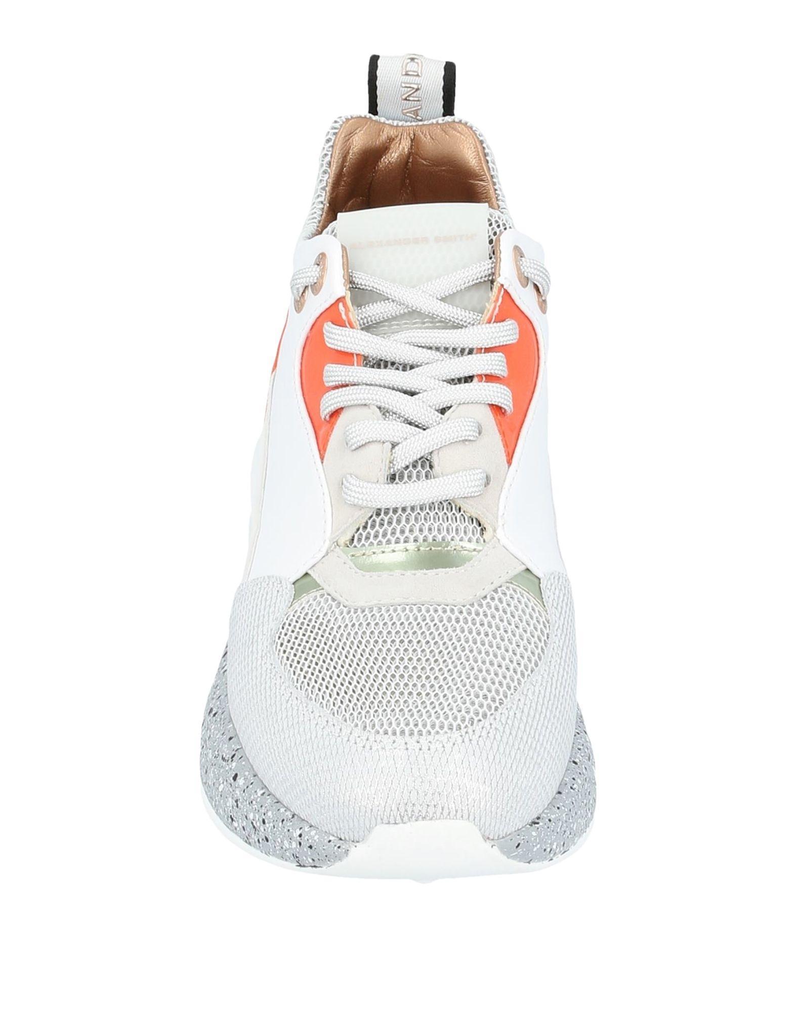 Sneakers & Deportivas Alexander Smith de color Blanco