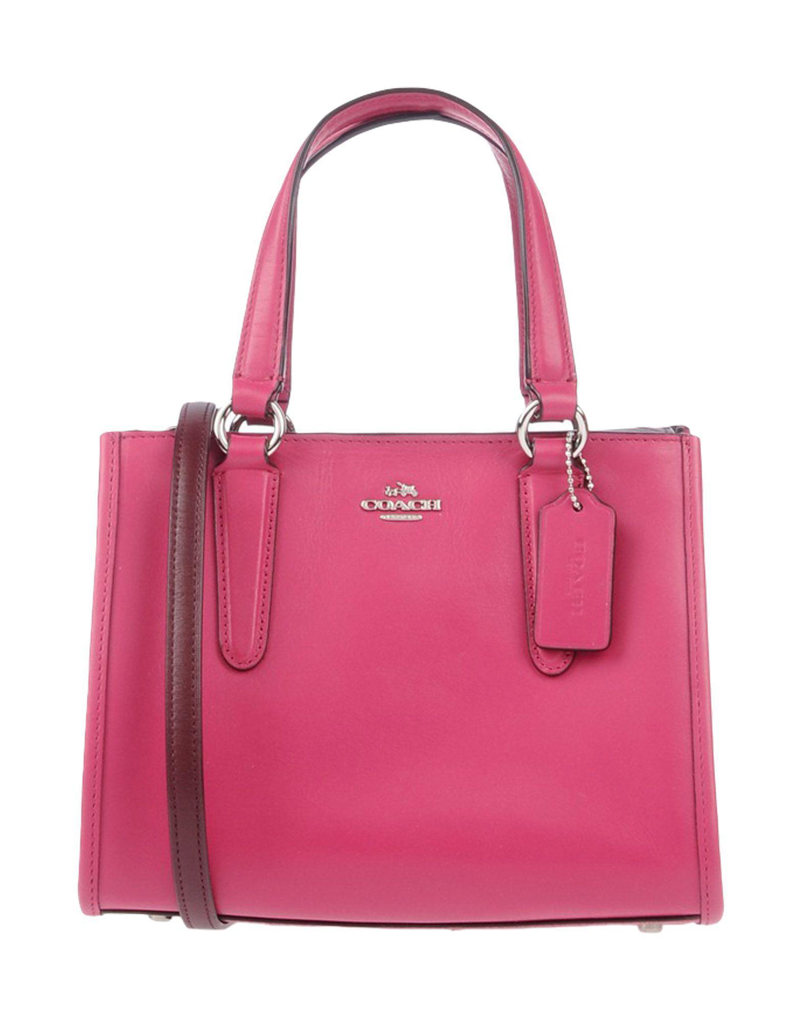 55a56dea4687 Coach Handbag - Lyst