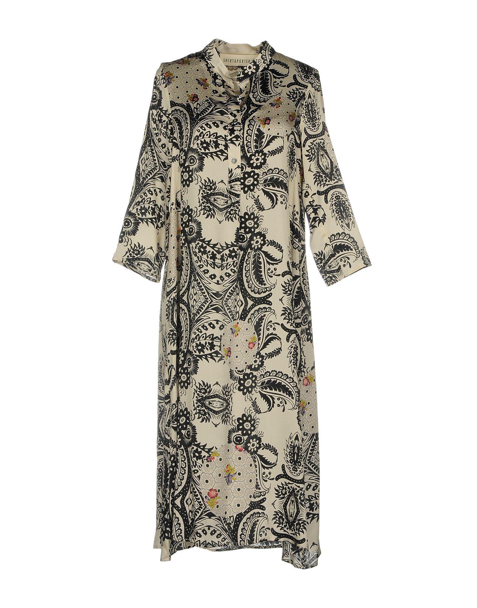 DRESSES - Knee-length dresses Shirtaporter tSZs5asaR