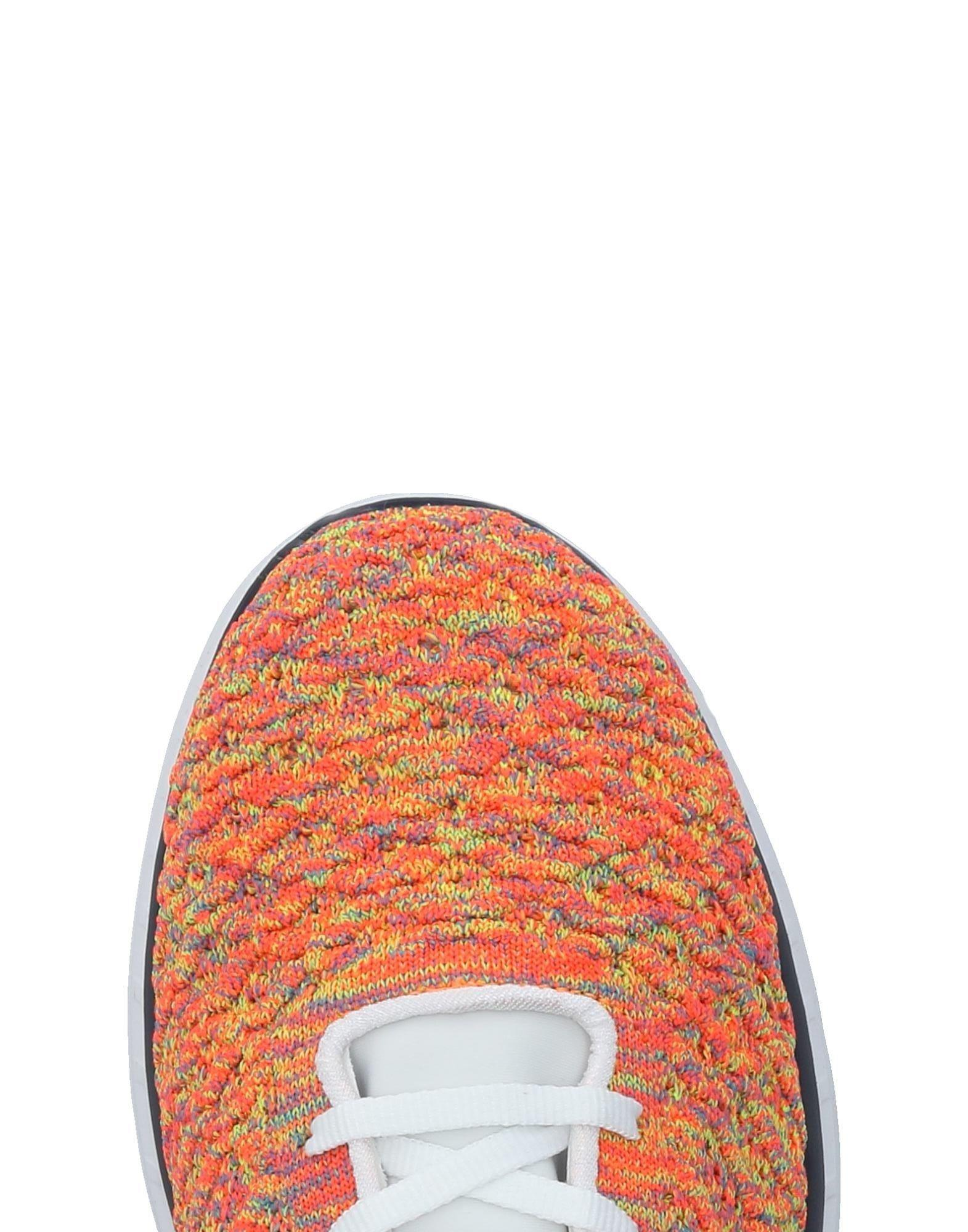APL Shoes Rubber Low-tops & Sneakers in Orange