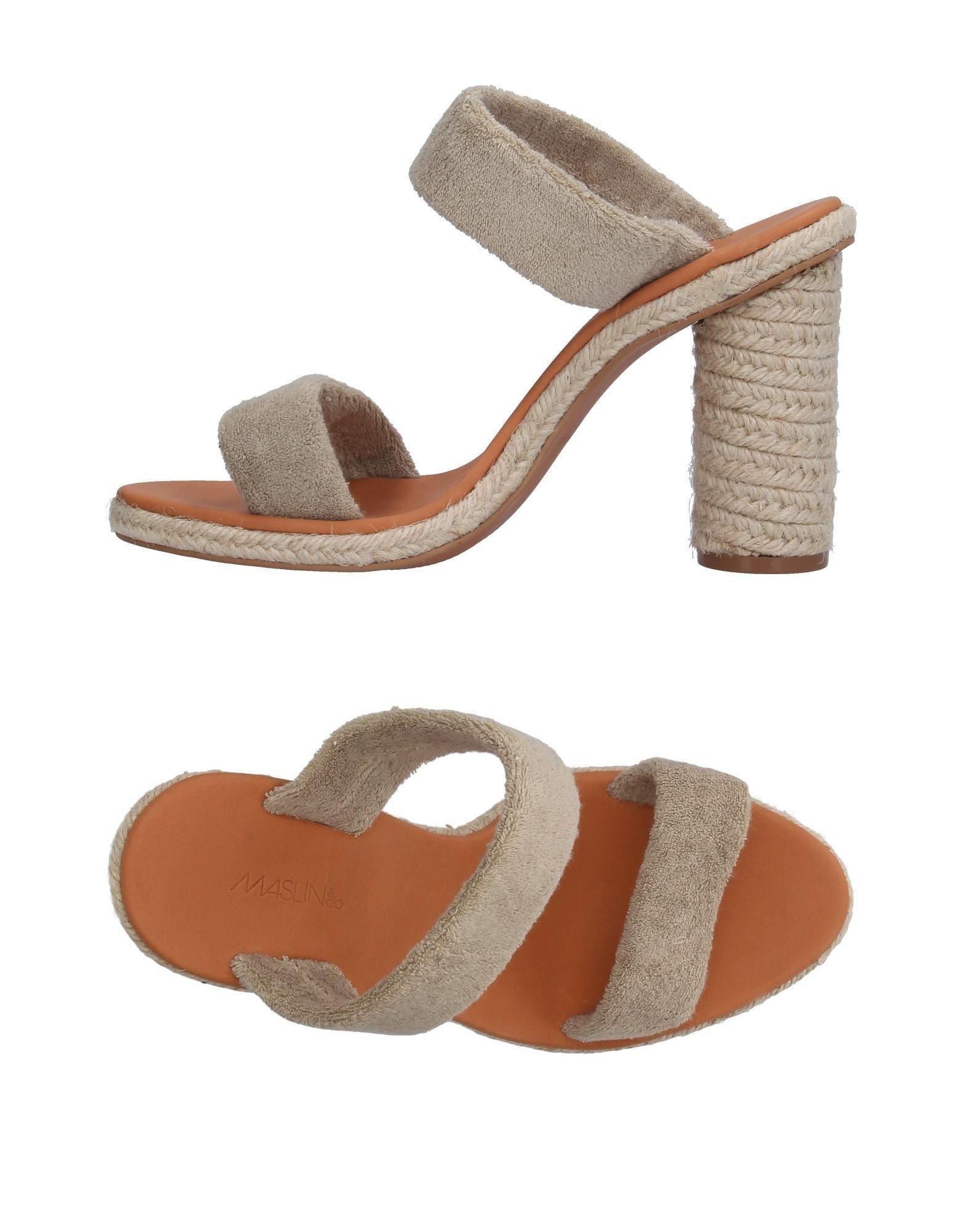 Chaussures - Espadrilles Maslin & Co z3D5B