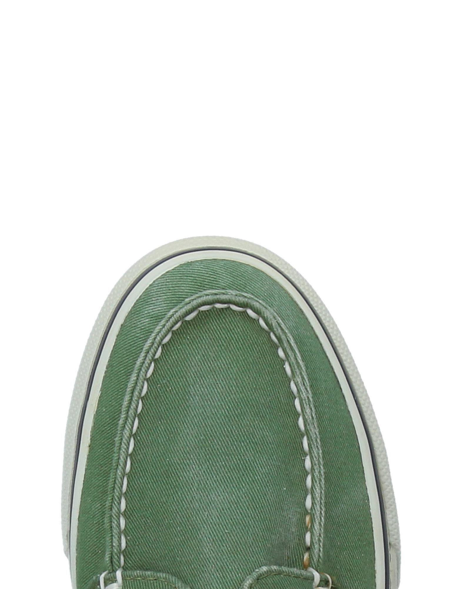 Sperry Top-Sider Loafer in Military Green (Green) for Men